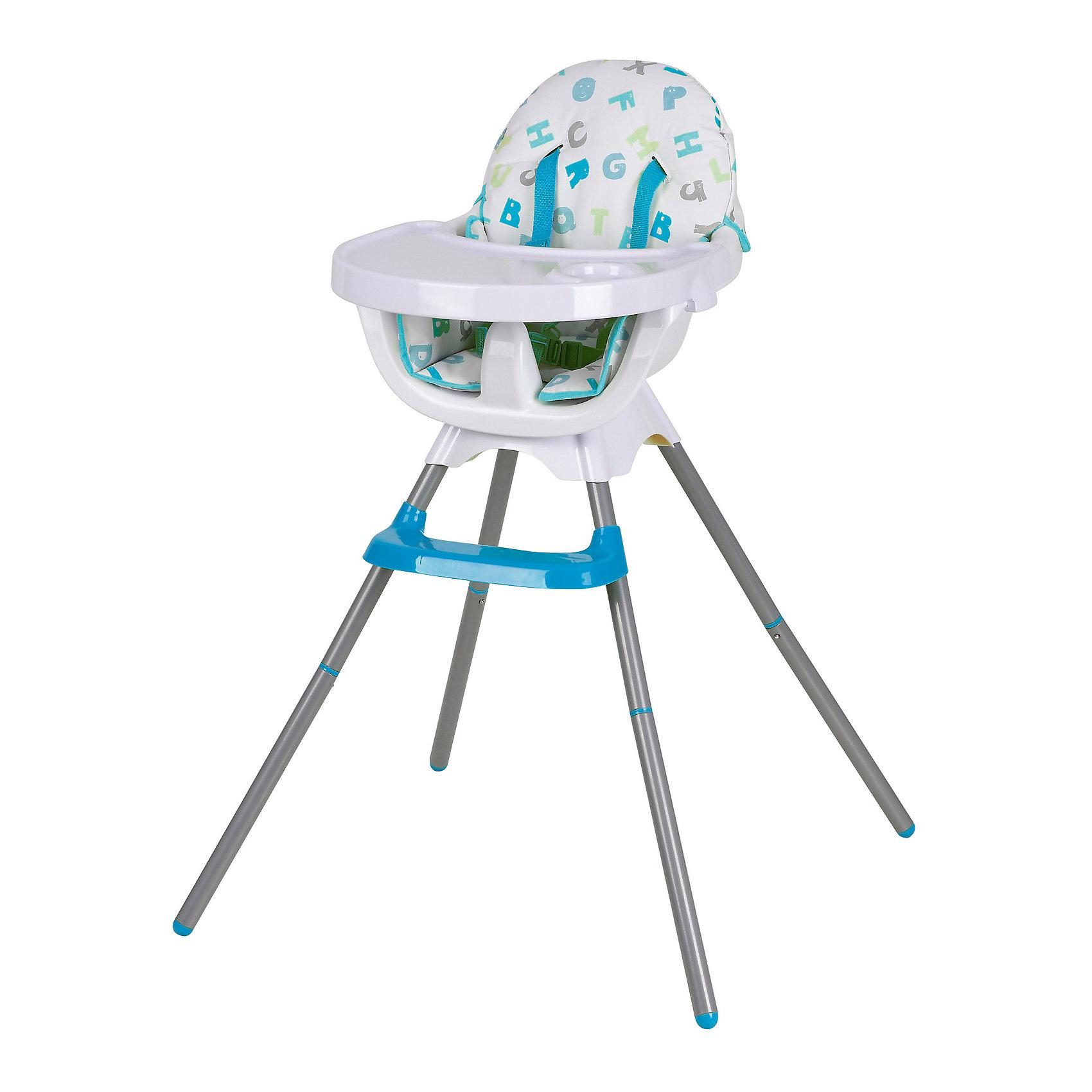 Стульчик для кормления BH-432, Selby, синийот +6 месяцев<br>Качественная детская мебель всегда отличается от взрослой, так как производится с учетом строения тела малыша и того, что он быстро растет. Такой стул элементарно складывается или превращается в стульчик-бустер, который прикрепляется к большому стулу для взрослых посредством распорок. Эта модель мало весит и отличается удобством, в ней можно переносить малыша.<br>Изделие легко моется. Легкий пластик отличается прочностью. Все материалы тщательно подобраны специалистами и безопасны для детей.<br><br>Дополнительная информация:<br><br>цвет: синий;<br>возраст: от полугода;<br>материал: пластик, металл;<br>габариты (разложенный): 68 x 68 х 94 см;<br>вес: 3750 г;<br>превращается в стульчик-бустер;<br>есть стол (можно снять);<br>уровень сидения регулируется в двух положениях;<br>ножки снимаются;<br>5точечный ремень безопасности;<br>подставка для ног.<br><br>Стульчик для кормления BH-432 от компании Selby можно купить в нашем магазине.<br><br>Ширина мм: 940<br>Глубина мм: 550<br>Высота мм: 550<br>Вес г: 4450<br>Возраст от месяцев: 6<br>Возраст до месяцев: 36<br>Пол: Мужской<br>Возраст: Детский<br>SKU: 4873603