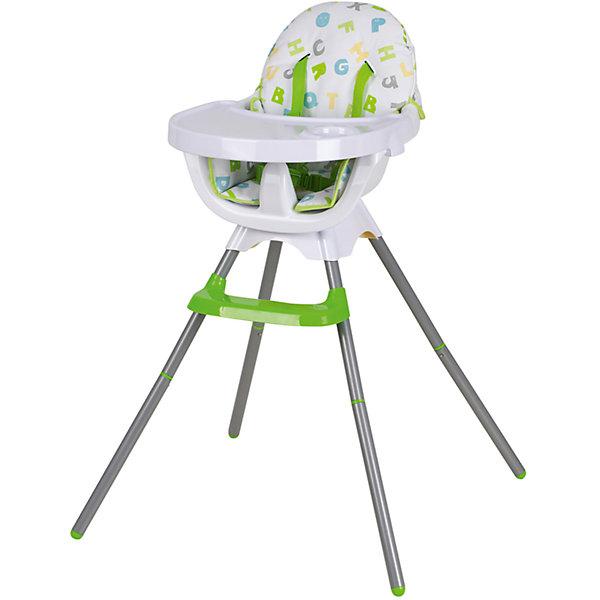 Стульчик для кормления BH-432, Selby, зеленыйСтульчики для кормления<br>Правильная детская мебель всегда отличается от взрослой, так как производится с учетом строения тела малыша и того, что он быстро растет. Такой стул элементарно складывается или превращается в стульчик-бустер, который прикрепляется к большому стулу для взрослых посредством распорок. Эта модель мало весит и отличается удобством, в ней можно переносить малыша.<br>Изделие легко моется. Легкий пластик отличается прочностью. Все материалы тщательно подобраны специалистами и безопасны для детей.<br><br>Дополнительная информация:<br><br>цвет: зеленый;<br>возраст: от полугода;<br>материал: пластик, металл;<br>габариты (разложенный): 68 x 68 х 94 см;<br>вес: 3750 г;<br>превращается в стульчик-бустер;<br>есть стол (можно снять);<br>уровень сидения регулируется в двух положениях;<br>ножки снимаются;<br>5точечный ремень безопасности;<br>подставка для ног.<br><br>Стульчик для кормления BH-432 от компании Selby можно купить в нашем магазине.<br><br>Ширина мм: 940<br>Глубина мм: 450<br>Высота мм: 680<br>Вес г: 4450<br>Возраст от месяцев: 6<br>Возраст до месяцев: 36<br>Пол: Унисекс<br>Возраст: Детский<br>SKU: 4873604