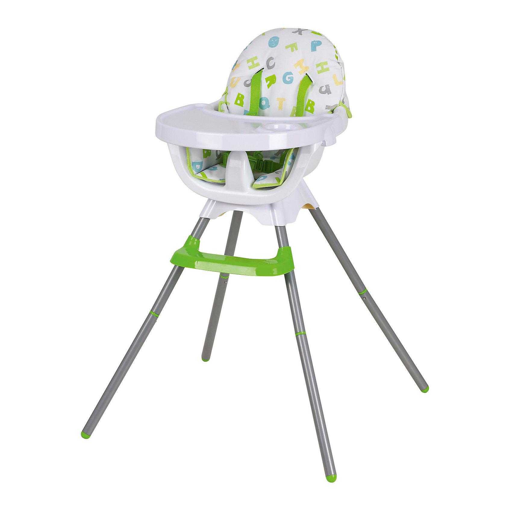 Стульчик для кормления BH-432, Selby, зеленыйот +6 месяцев<br>Правильная детская мебель всегда отличается от взрослой, так как производится с учетом строения тела малыша и того, что он быстро растет. Такой стул элементарно складывается или превращается в стульчик-бустер, который прикрепляется к большому стулу для взрослых посредством распорок. Эта модель мало весит и отличается удобством, в ней можно переносить малыша.<br>Изделие легко моется. Легкий пластик отличается прочностью. Все материалы тщательно подобраны специалистами и безопасны для детей.<br><br>Дополнительная информация:<br><br>цвет: зеленый;<br>возраст: от полугода;<br>материал: пластик, металл;<br>габариты (разложенный): 68 x 68 х 94 см;<br>вес: 3750 г;<br>превращается в стульчик-бустер;<br>есть стол (можно снять);<br>уровень сидения регулируется в двух положениях;<br>ножки снимаются;<br>5точечный ремень безопасности;<br>подставка для ног.<br><br>Стульчик для кормления BH-432 от компании Selby можно купить в нашем магазине.<br><br>Ширина мм: 940<br>Глубина мм: 450<br>Высота мм: 680<br>Вес г: 4450<br>Возраст от месяцев: 6<br>Возраст до месяцев: 36<br>Пол: Унисекс<br>Возраст: Детский<br>SKU: 4873604