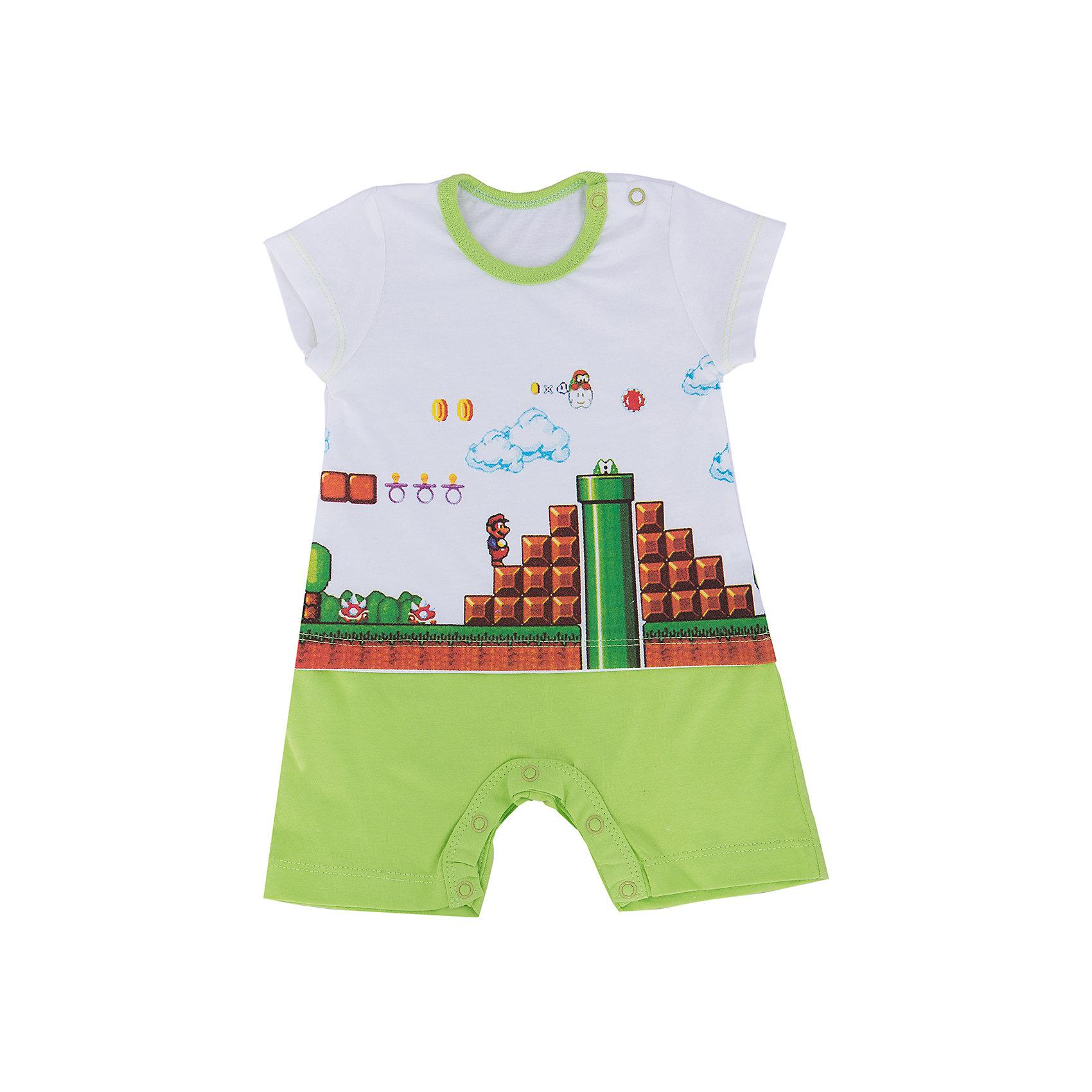 Goldy Песочник для мальчика Goldy футболки и топы goldy футболка для мальчика 673 093 601