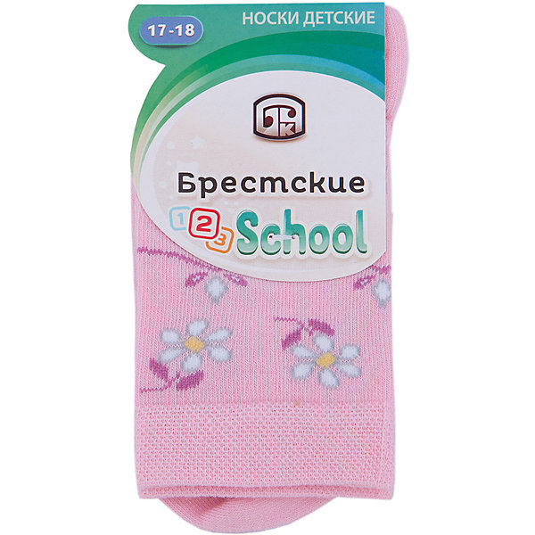 Носки для девочки Брестские