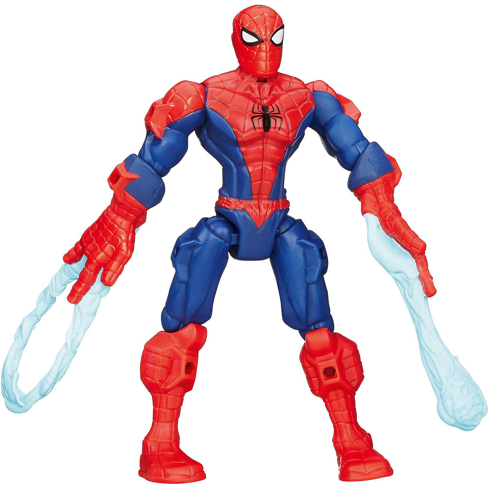 Разборная фигурка Марвел Человек-паук, Hero MashersПопробуй совершенно новый способ игры с героями Марвел. Разбирай фигурки и собирай своего супергероя, объединяя способности разных героев. Фигурки можно использовать с героями других линеек. Игрушки выполнены из высококачественных безопасных материалов, прекрасно детализированы, максимально похожи на персонажей фильма.  Разборные игрушки помогают развить мелкую моторику, логическое мышление и воображение ребенка.<br><br>Дополнительная информация:<br><br>- Комплектация: фигурка, аксессуар. <br>- Размер: 15 см.<br>- Материал: пластик.<br><br>Разборную фигурку Марвел, Hero Mashers, можно купить в нашем магазине.<br><br>Ширина мм: 210<br>Глубина мм: 154<br>Высота мм: 45<br>Вес г: 181<br>Возраст от месяцев: 48<br>Возраст до месяцев: 96<br>Пол: Мужской<br>Возраст: Детский<br>SKU: 4874291