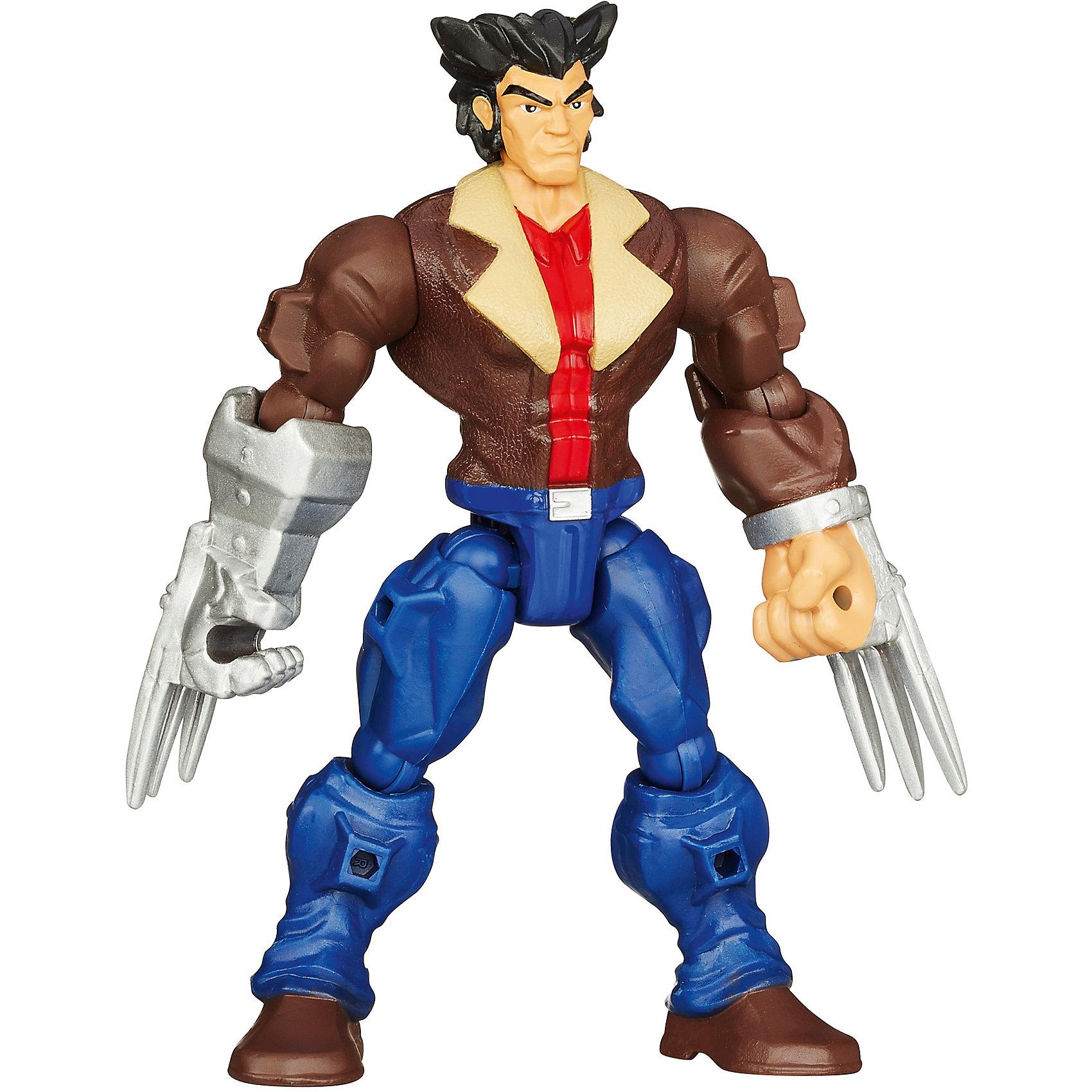Разборная фигурка Марвел Росомаха, Hero MashersПопробуй совершенно новый способ игры с героями Марвел. Разбирай фигурки и собирай своего супергероя, объединяя способности разных героев. Фигурки можно использовать с героями других линеек. Игрушки выполнены из высококачественных безопасных материалов, прекрасно детализированы, максимально похожи на персонажей фильма.  Разборные игрушки помогают развить мелкую моторику, логическое мышление и воображение ребенка.<br><br>Дополнительная информация:<br><br>- Комплектация: фигурка, аксессуар. <br>- Размер: 15 см.<br>- Материал: пластик.<br><br>Разборную фигурку Марвел, Hero Mashers, можно купить в нашем магазине.<br><br>Ширина мм: 210<br>Глубина мм: 154<br>Высота мм: 45<br>Вес г: 181<br>Возраст от месяцев: 48<br>Возраст до месяцев: 96<br>Пол: Мужской<br>Возраст: Детский<br>SKU: 4874293