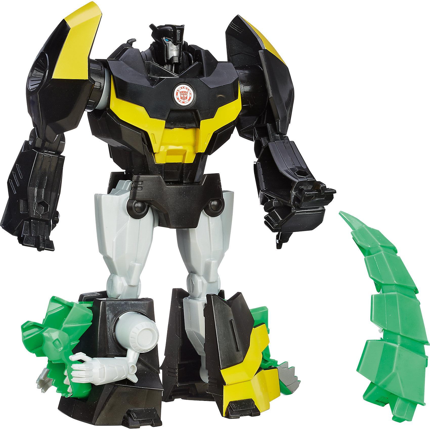 Роботс-ин-Дисгайс Гиперчэндж Гримлок, ТрансформерыИгрушки<br>Роботс-ин-Дисгайс Гиперчэндж, Трансформеры (Transformers) - большие фигурки любимых персонажей с лёгкой и эффектной трансформацией. Эта игрушка не только понравится всем мальчишкам, она поможет развить мелкую моторику, внимание и фантазию ребенка. Выполнена из высококачественного прочного пластика, безопасного для детей.<br><br>Дополнительная информация:<br><br>- Материал: пластик<br>- Размер упаковки: 8 x 20 х 23 см.<br><br>Роботс-ин-Дисгайс Войны, Трансформеров (Transformers), можно купить в нашем магазине.<br><br>Ширина мм: 79<br>Глубина мм: 203<br>Высота мм: 229<br>Вес г: 300<br>Возраст от месяцев: 60<br>Возраст до месяцев: 120<br>Пол: Мужской<br>Возраст: Детский<br>SKU: 4874304