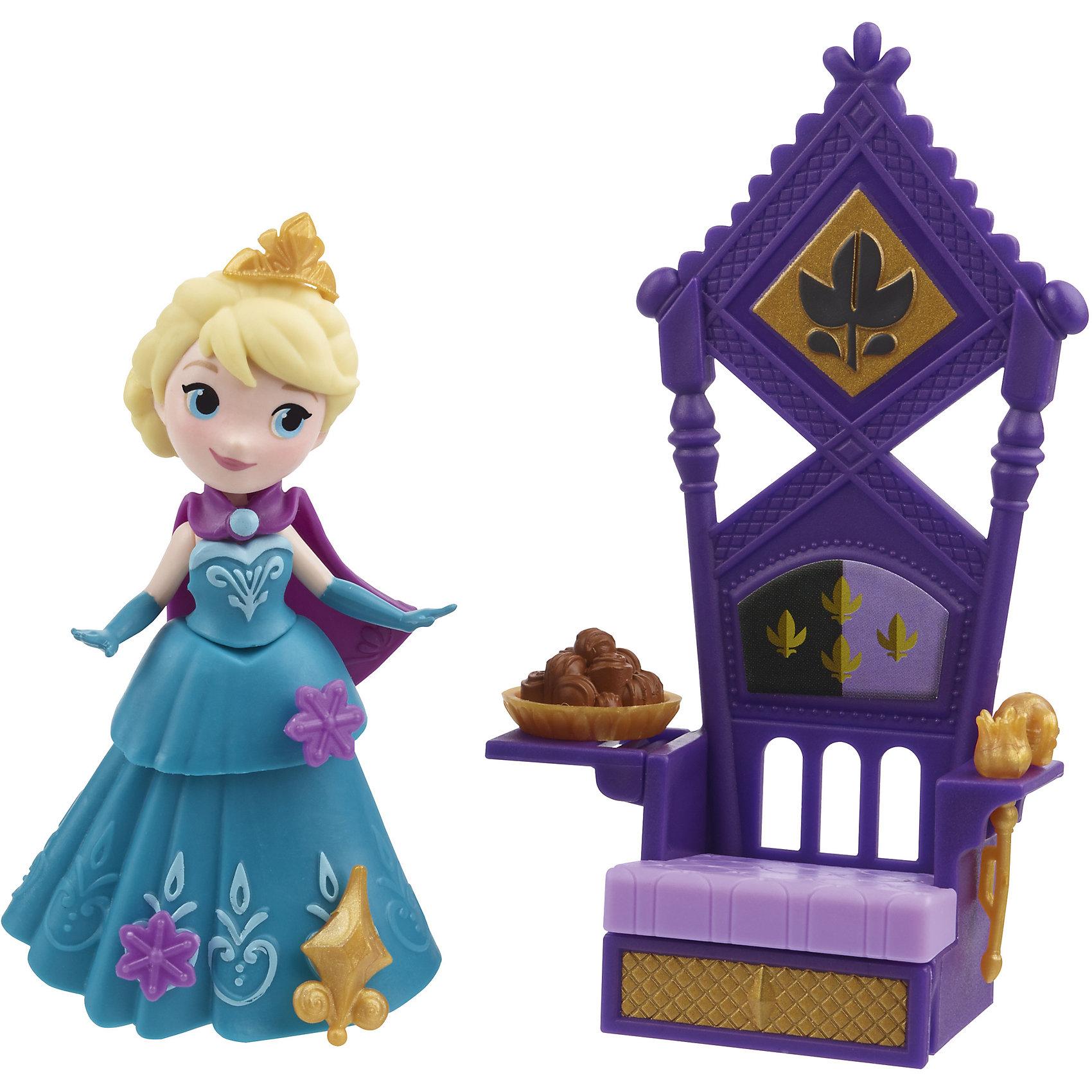 Hasbro Мини-кукла с аксессуарами, Холодное Сердце hasbro кукла рапунцель принцессы дисней