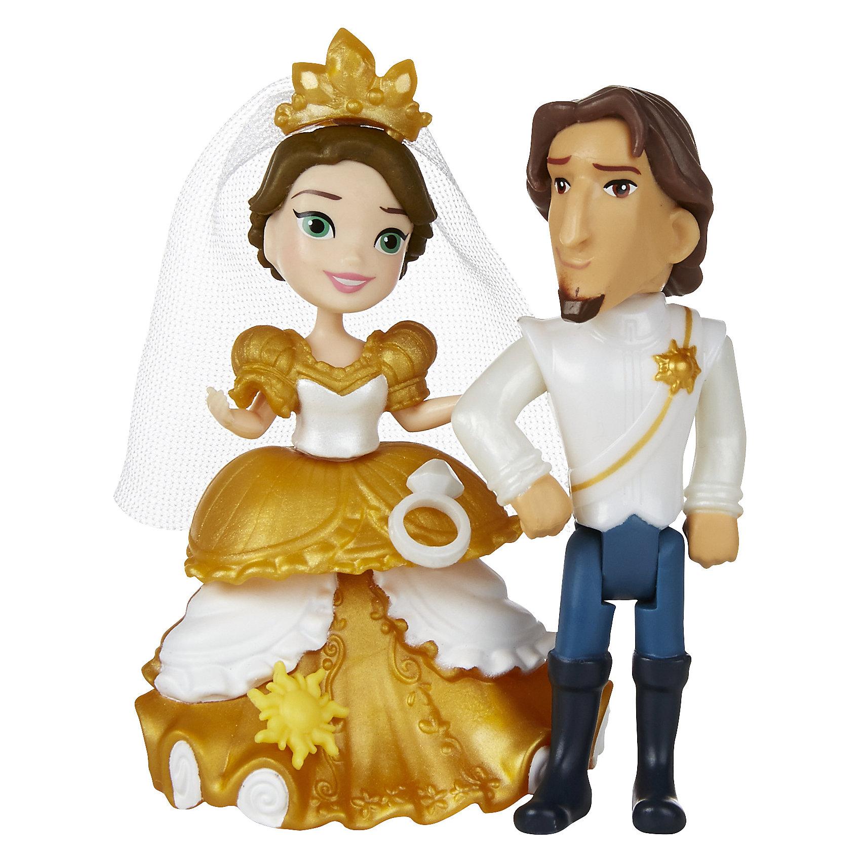 Игровой набор Маленькая кукла Принцесса, Принцессы ДиснейВ игровых наборах проиграй историю весной появляются Аврора и Рапунцель. Каждый набор упакован в твердый пластиковый кейс, в который можно упаковать все детали набора и удобно носить с собой за ручку. В кейсе есть задник, на котором изображена одна из сцен из истории принцессы. В набор входит кукла и большие аксессуары для игры. Осенью в линейку добавляется Жасмин. Всего 3 разных набора в 2 волны в течение года.<br><br>Ширина мм: 56<br>Глубина мм: 225<br>Высота мм: 200<br>Вес г: 358<br>Возраст от месяцев: 48<br>Возраст до месяцев: 96<br>Пол: Женский<br>Возраст: Детский<br>SKU: 4874308
