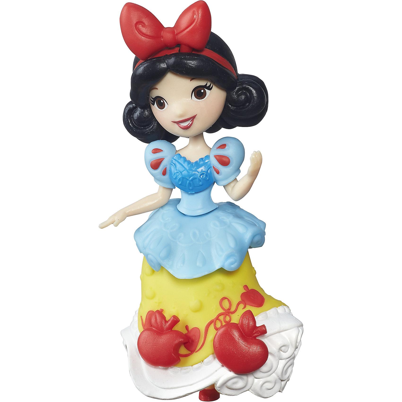Hasbro Мини-кукла, Принцессы Дисней hasbro кукла рапунцель в платье со сменными юбками принцессы дисней b5312 b5315