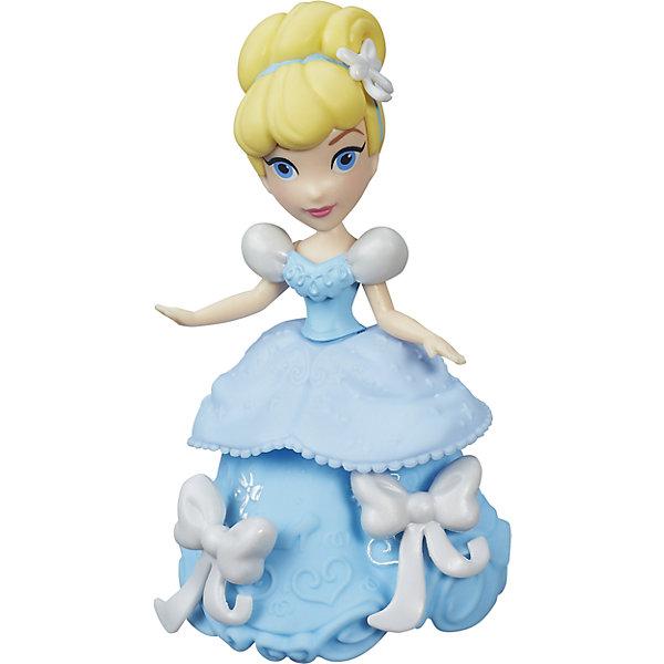 Мини-кукла Золушка, Принцессы ДиснейИгрушки<br><br>Ширина мм: 31; Глубина мм: 96; Высота мм: 150; Вес г: 65; Возраст от месяцев: 48; Возраст до месяцев: 96; Пол: Женский; Возраст: Детский; SKU: 4874315;