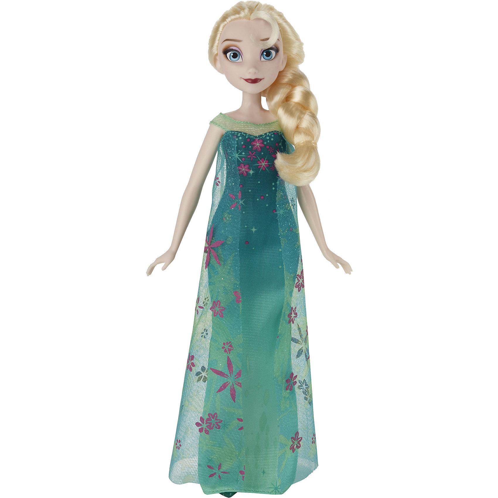 Кукла Холодное СердцеКуклыё по минимальной цене. Эльза высотой 28см и Анна высотой 26см одеты в детализированные  наряды из короткометражки  Frozen Fever (Холодное торжество).У каждой куклы 5 точек артикуляции, наряды, которые можно снимать и надевать, обувь и уникальный аксессуар для волос.<br><br>Ширина мм: 51<br>Глубина мм: 152<br>Высота мм: 356<br>Вес г: 156<br>Возраст от месяцев: 36<br>Возраст до месяцев: 144<br>Пол: Женский<br>Возраст: Детский<br>SKU: 4874325