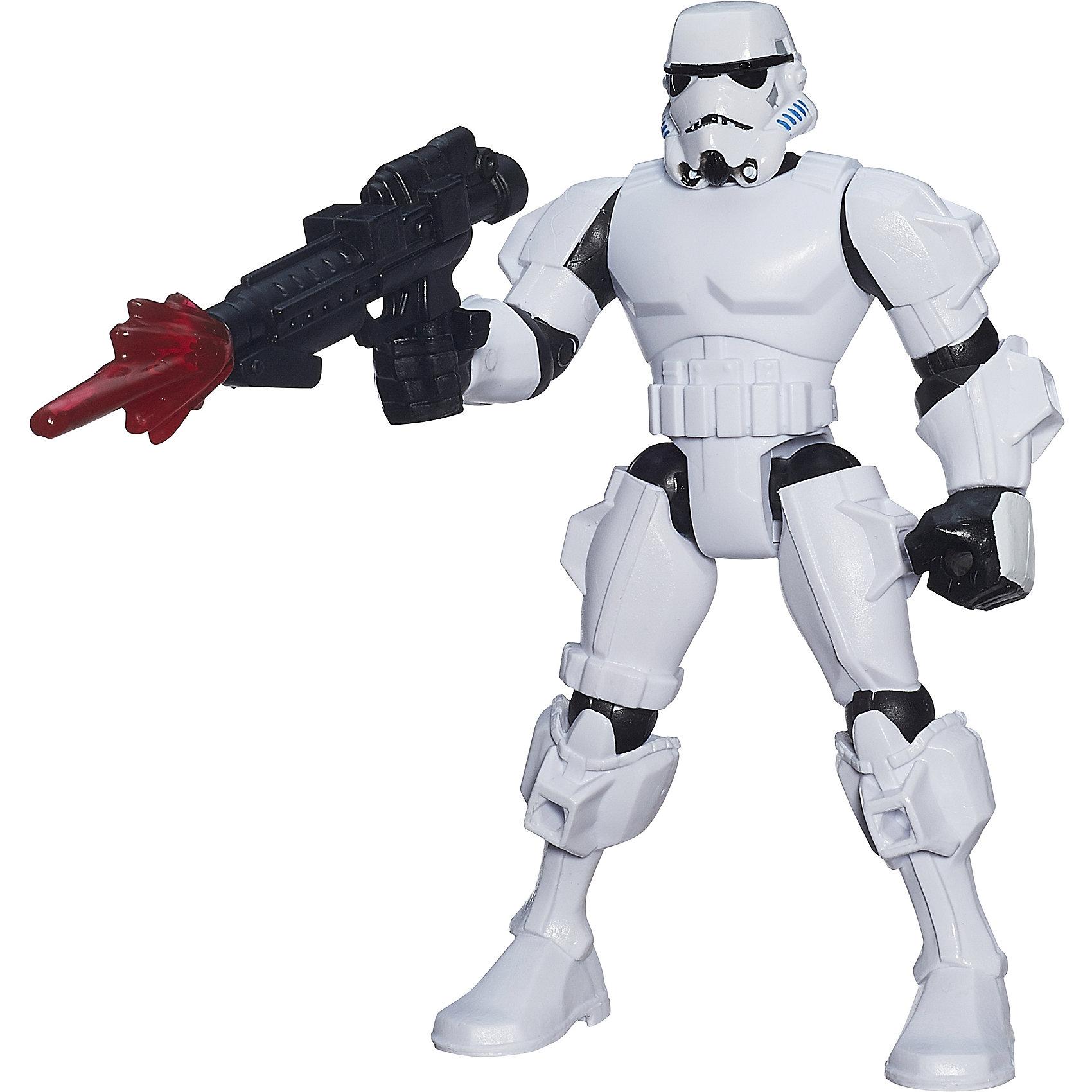 Разборная фигурка Звездный Воин, HEROMASHERSНевероятный способ игры с героями Star Wars Разбирай фигурки и собирай своего супергероя, объединяя способности разных героев Марвел. Фигурки высотой 15 см разбираются на составные элементы и сопровождаются дополнительным аксессуаром. Все элементы обладают единым способом крепления, чтобы создавать самые немыслимые комбинации.<br><br>Ширина мм: 213<br>Глубина мм: 152<br>Высота мм: 50<br>Вес г: 158<br>Возраст от месяцев: 48<br>Возраст до месяцев: 96<br>Пол: Мужской<br>Возраст: Детский<br>SKU: 4874337