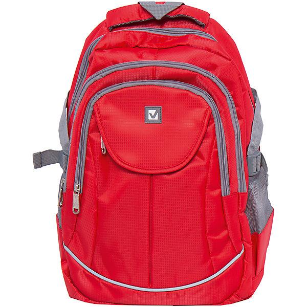 Brauberg Рюкзак РассветРюкзаки<br>Стильный и практичный рюкзак станет идеальным спутником любой активной и жизнерадостной девушки. Модель отличает лаконичность дизайна и большое количество карманов.<br>Ширина мм: 3; Глубина мм: 34; Высота мм: 46; Вес г: 813; Возраст от месяцев: 72; Возраст до месяцев: 144; Пол: Унисекс; Возраст: Детский; SKU: 4874347;