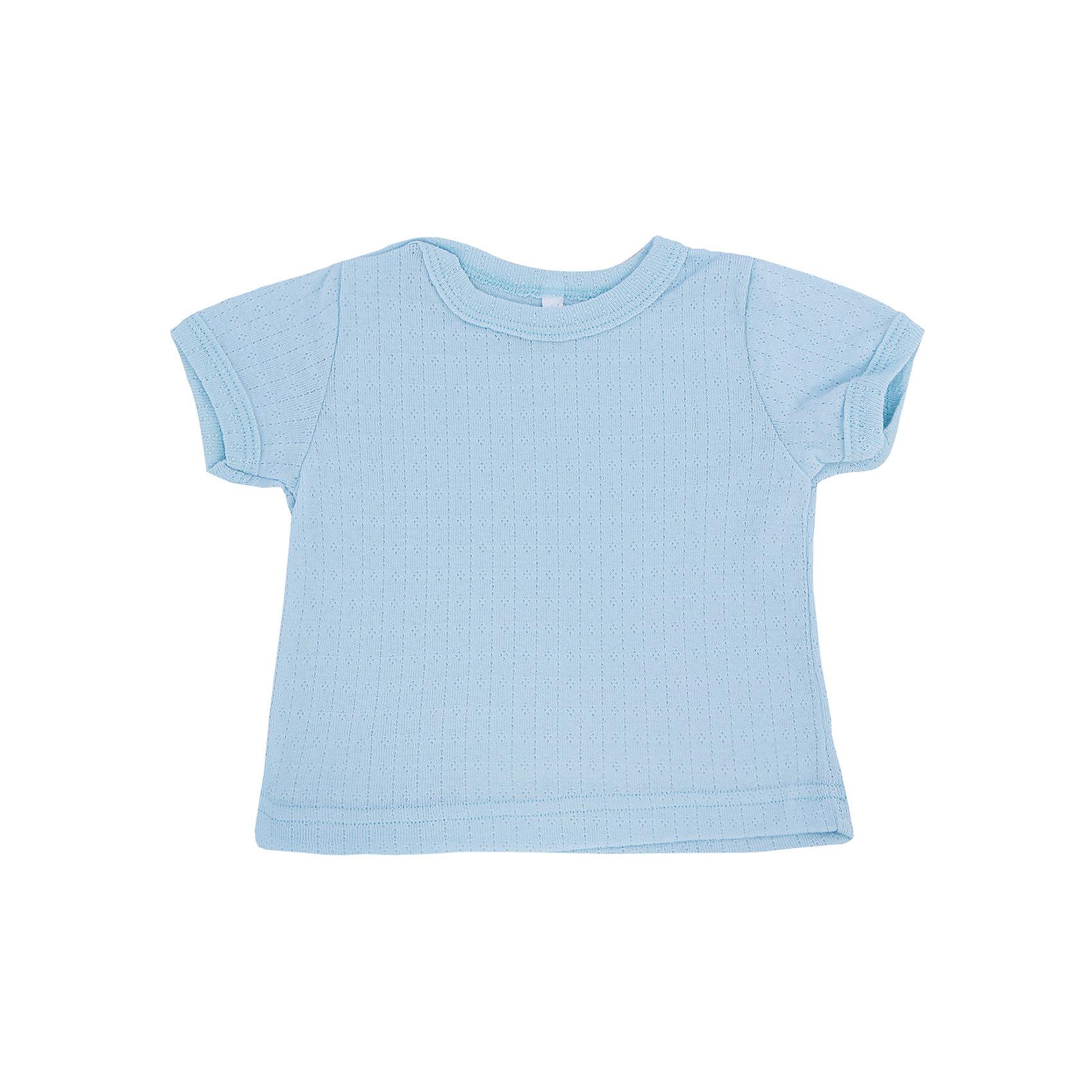 Футболка для мальчика Soni KidsФутболки, топы<br>Футболка для мальчика Soni Kids(сони кидс).<br>Модель с короткими рукавами изготовлена из качественных дышащих материалов. Нежный цвет футболки будет очень красиво смотреться на юном джентльмене.<br>Особенности:<br>-короткие рукава<br>Состав: 100% хлопок<br>Футболку Soni Kids(сони кидс) можно приобрести в нашем интернет-магазине.<br><br>Ширина мм: 157<br>Глубина мм: 13<br>Высота мм: 119<br>Вес г: 200<br>Цвет: голубой<br>Возраст от месяцев: 6<br>Возраст до месяцев: 9<br>Пол: Мужской<br>Возраст: Детский<br>Размер: 74,86,92,80,62,68<br>SKU: 4874741