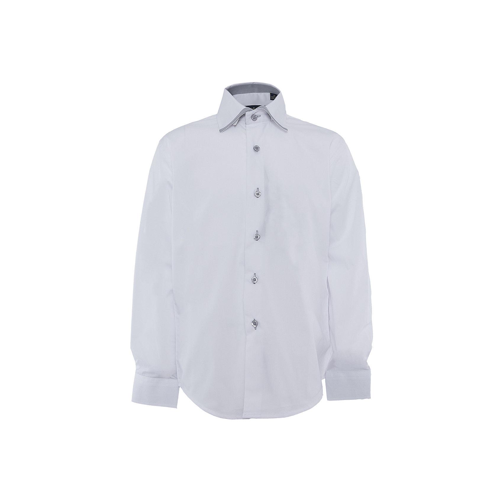 Рубашка для мальчика PREMIUM SkylakeРубашка для мальчика PREMIUM от известного бренда Skylake<br>Состав:<br>80%хлопок 20%п/э<br><br>Ширина мм: 174<br>Глубина мм: 10<br>Высота мм: 169<br>Вес г: 157<br>Цвет: серый<br>Возраст от месяцев: 144<br>Возраст до месяцев: 156<br>Пол: Мужской<br>Возраст: Детский<br>Размер: 158,146,152,122,128,134,140<br>SKU: 4877759