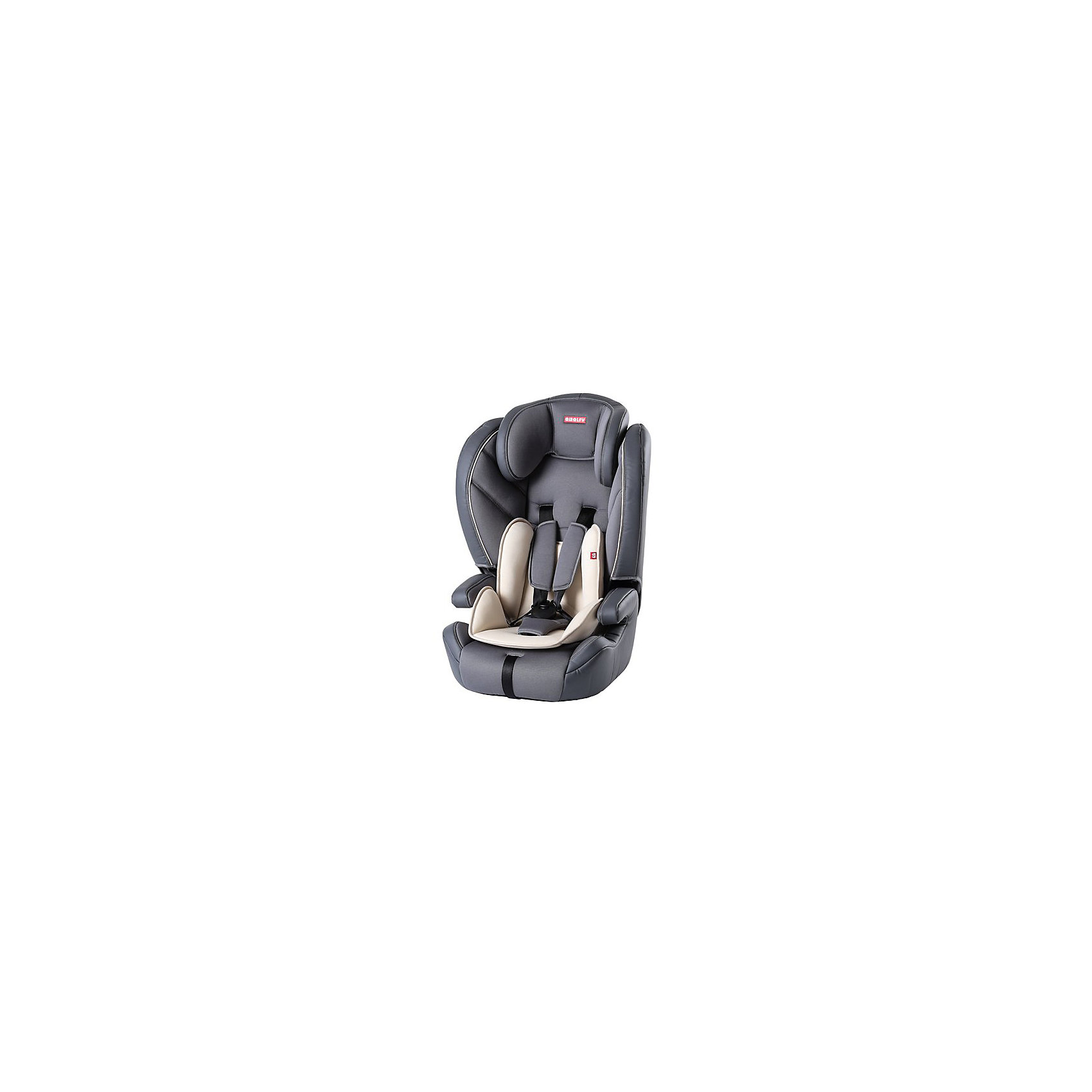 - Автокресло НB-508, 9-36 кг, Amalfy, серый amalfy нb 508 black