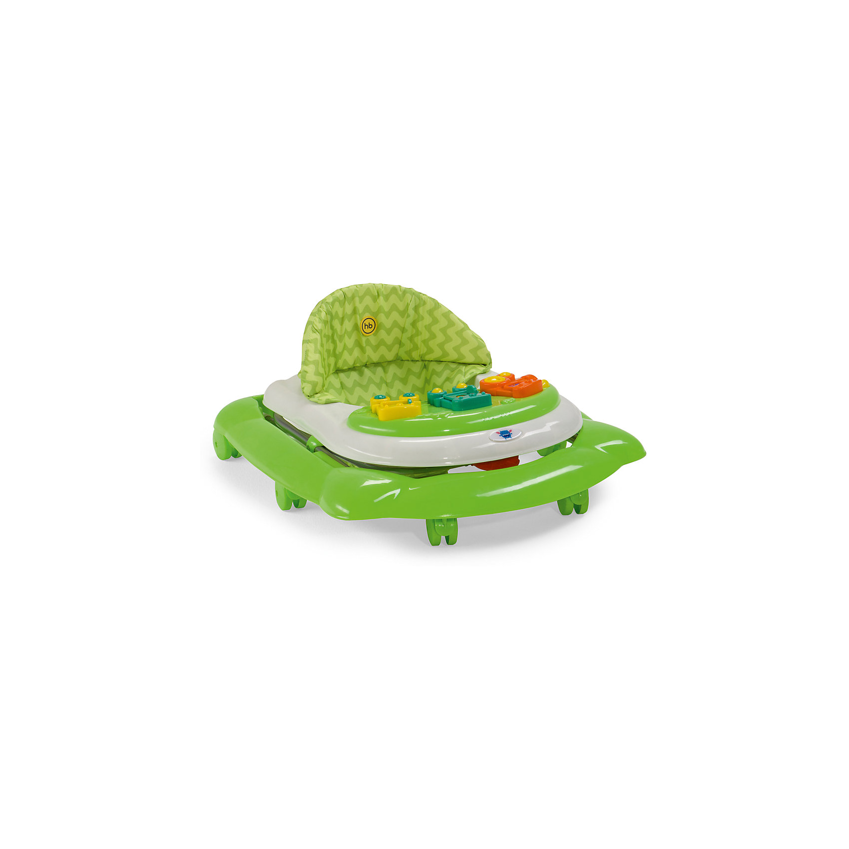 Ходунки Pioneer, Happy baby, зеленый (Happy Baby)