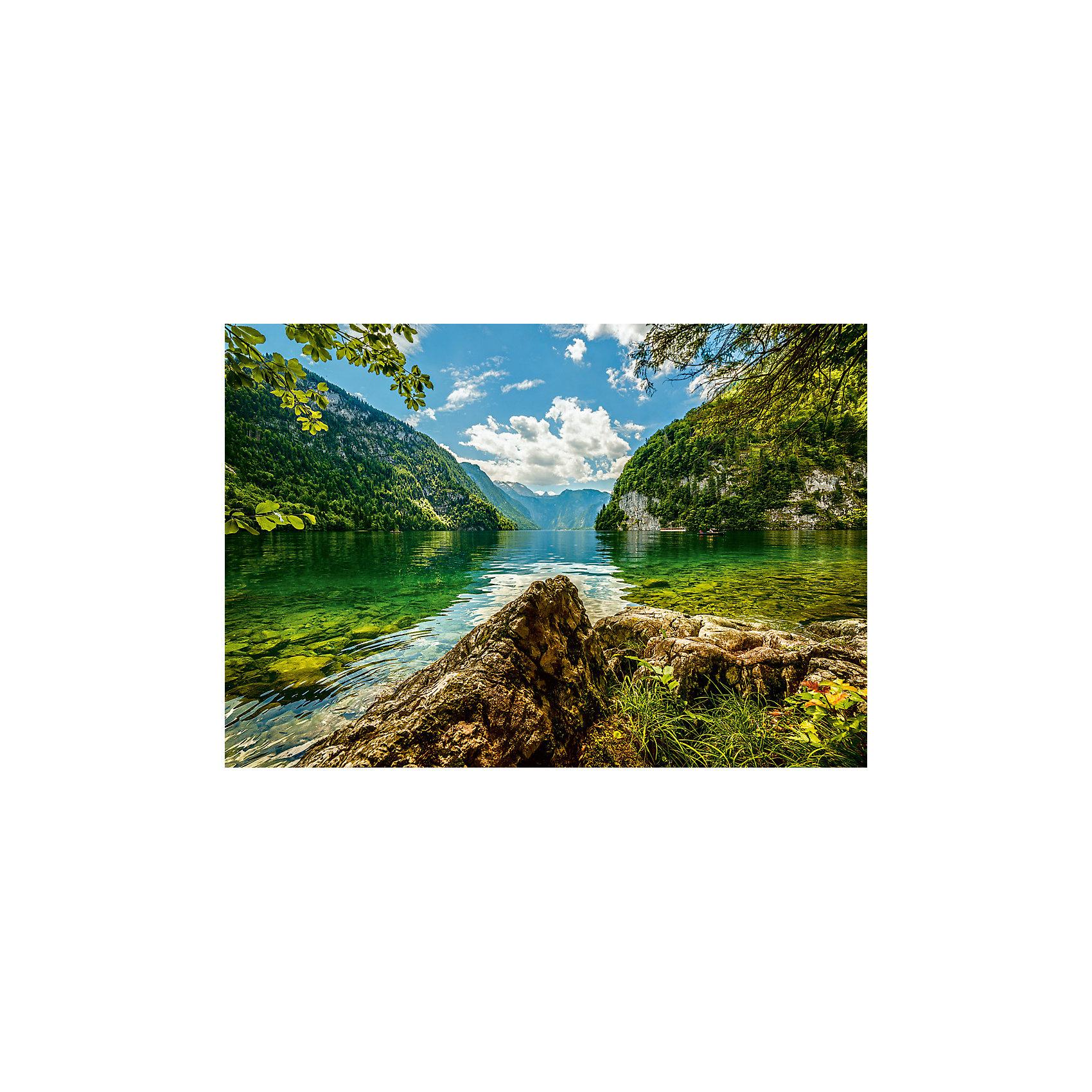 Castorland Пазл Озеро в Германии, 1500 деталей, Castorland паззл castorland 1000 эл 68 47см озеро канада
