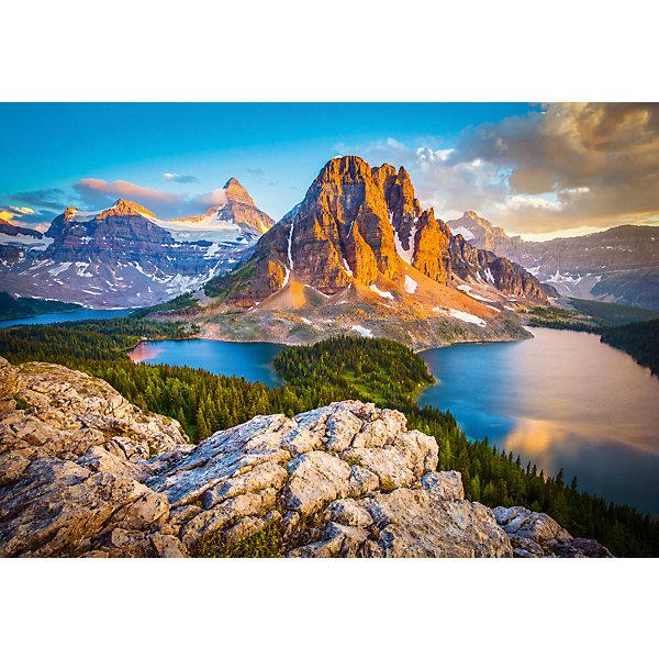 Пазл Национальный парк, Канада, 1000 деталей, CastorlandПазлы для детей постарше<br><br><br>Ширина мм: 350<br>Глубина мм: 50<br>Высота мм: 250<br>Вес г: 500<br>Возраст от месяцев: 168<br>Возраст до месяцев: 1188<br>Пол: Унисекс<br>Возраст: Детский<br>SKU: 4879216