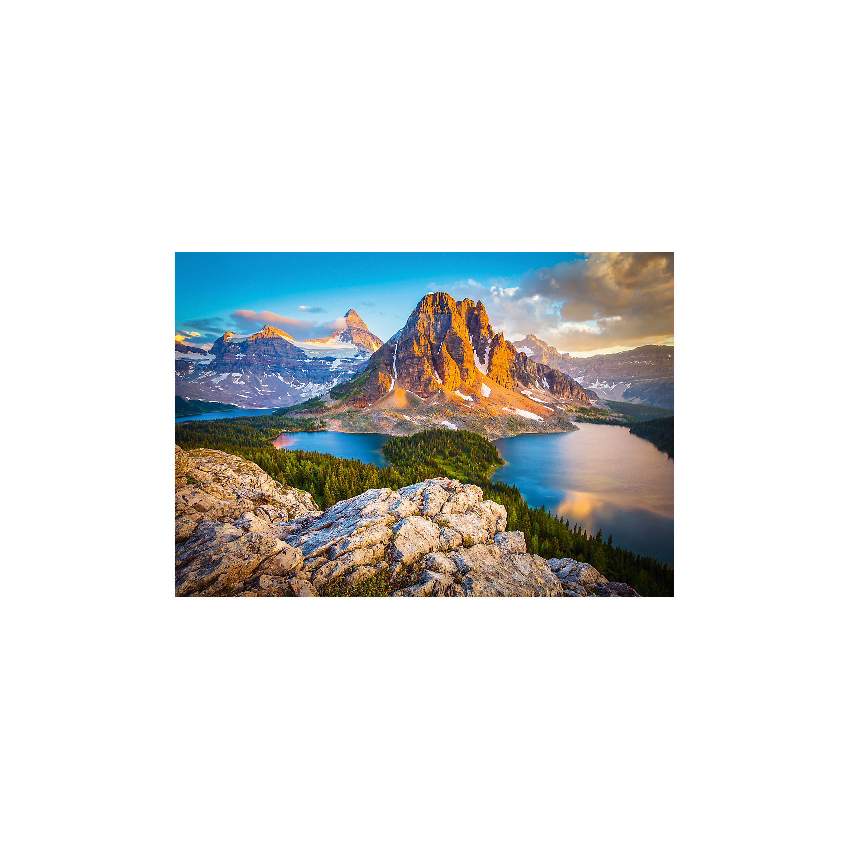 Castorland Пазл Национальный парк, Канада, 1000 деталей, Castorland castorland пазл пагода 1000 деталей castorland