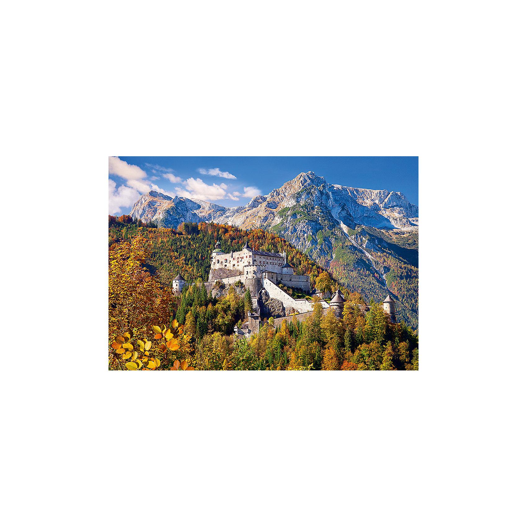Пазл Замок, Австрия, 1000 деталей, Castorland<br><br>Ширина мм: 350<br>Глубина мм: 50<br>Высота мм: 250<br>Вес г: 500<br>Возраст от месяцев: 168<br>Возраст до месяцев: 1188<br>Пол: Унисекс<br>Возраст: Детский<br>SKU: 4879218
