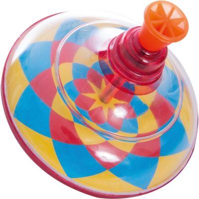 - Юла прозрачная, большая, Madex toys