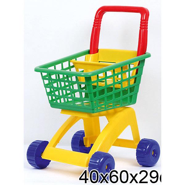 Тележка для супермаркета, ПолесьеДетский супермаркет<br>С такой тележкой малыш без труда сможет помогать Вам с покупками!  Тележка вместительна и удобна, у нее есть откидное сиденье, куда можно посадить любимую игрушку. <br><br>Дополнительная информация:<br><br>- Возраст: от 3 лет.<br>- Материал: пластик.<br>- Размер упаковки: 59х36х38,5 см.<br>- Вес в упаковке: 1490 г.<br><br>Купить тележку для супермаркета, можно в нашем магазине.<br><br>Ширина мм: 590<br>Глубина мм: 360<br>Высота мм: 385<br>Вес г: 1490<br>Возраст от месяцев: 36<br>Возраст до месяцев: 60<br>Пол: Унисекс<br>Возраст: Детский<br>SKU: 4879323