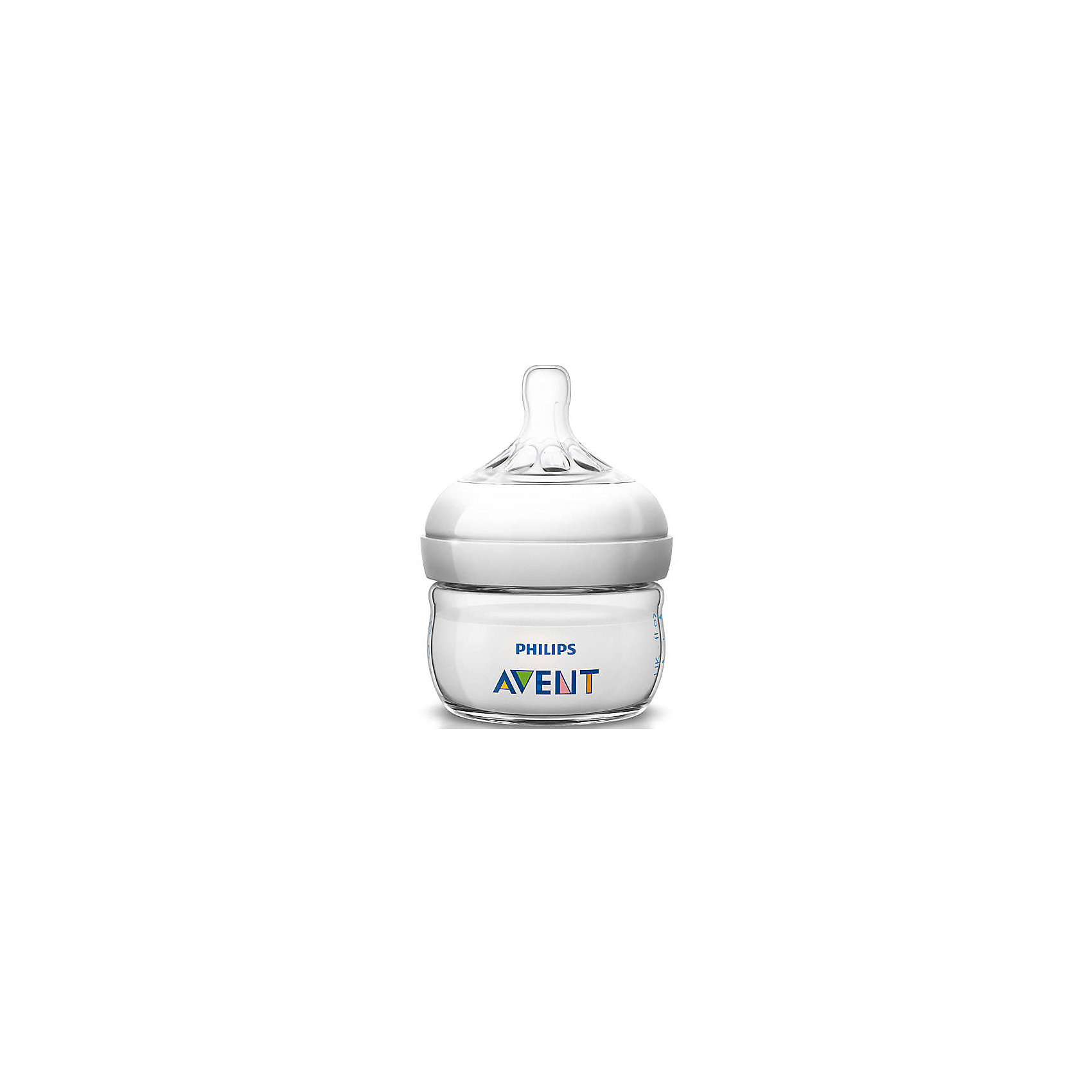 PHILIPS AVENT Бутылочка Naturаl 60 мл, 0-6 мес, Philips Avent самокат 3 х колесный globber самокат rt globber my free new technology green