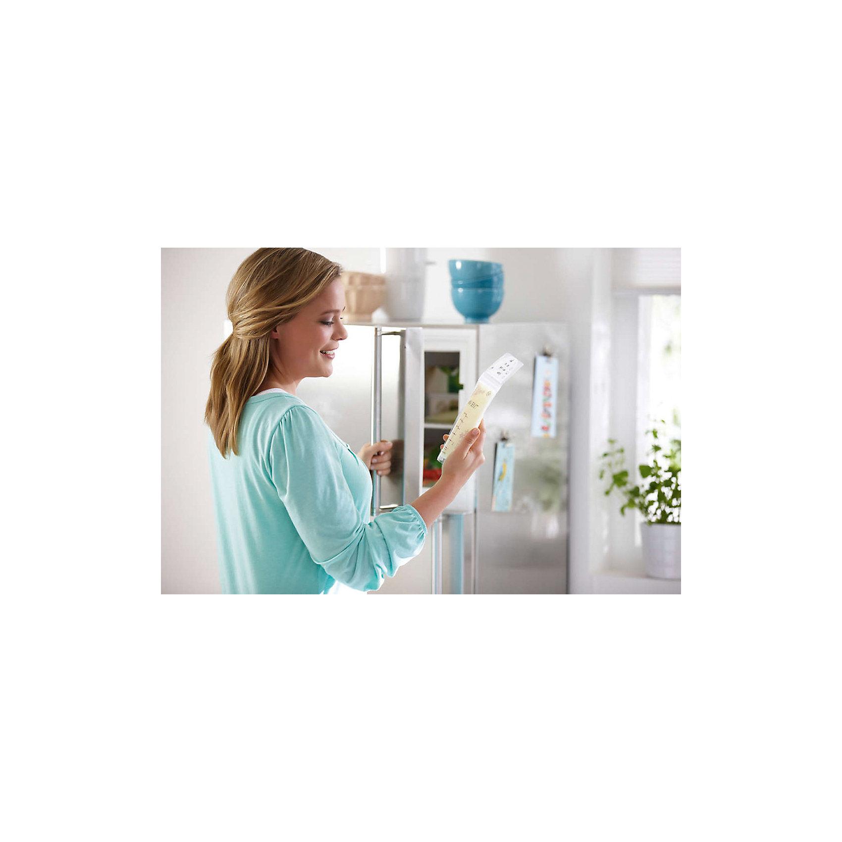 Пакеты для сбора и хранения грудного молока 180 мл, 25 шт. , Philips Avent от myToys