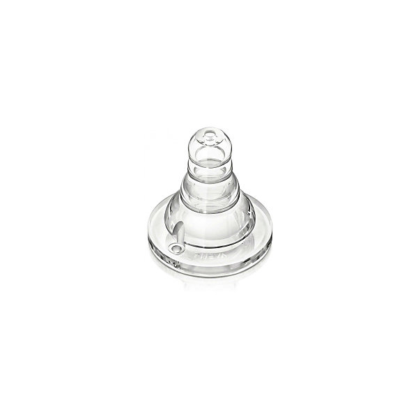 Соска из силикона для густых смесей, 6мес+, 2 шт, Standard, Philips Avent