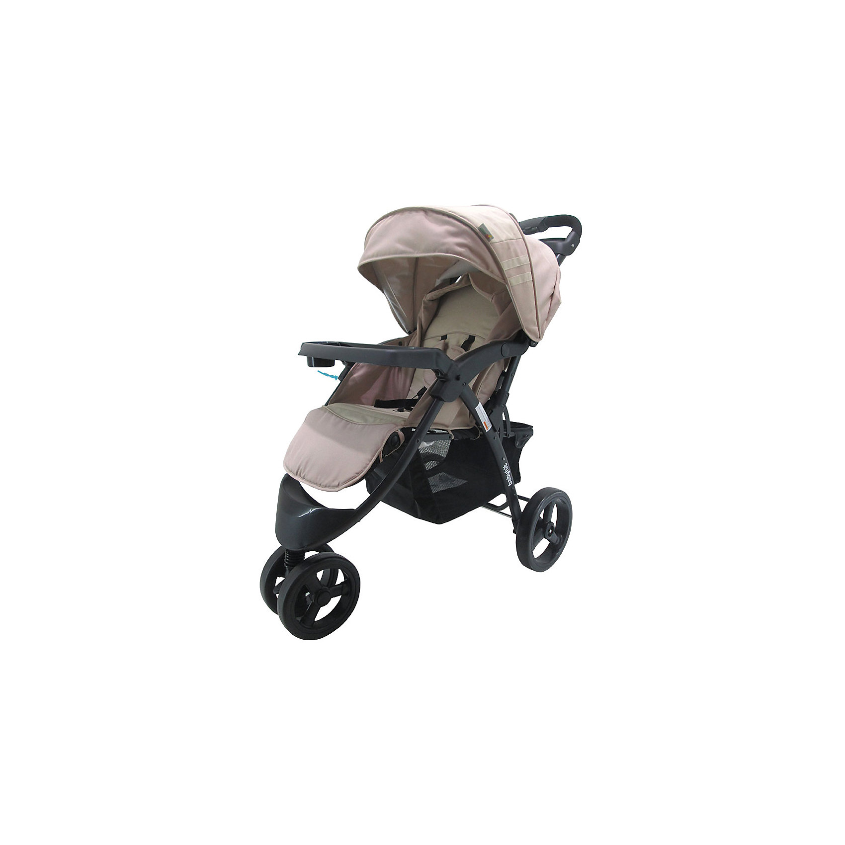 Baby Hit Прогулочная коляска Voyage, Baby Hit, бежевый прогулочная коляска cool baby kdd 6795dc 1 green