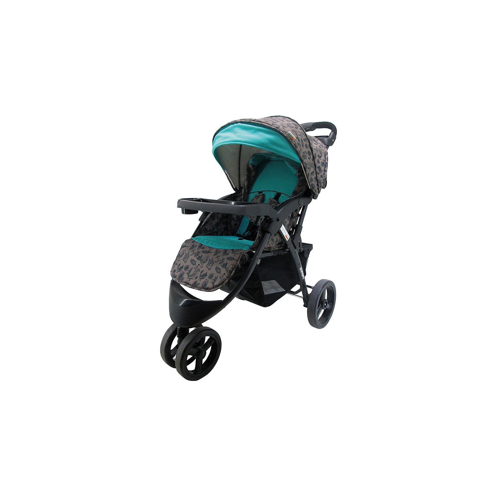 Прогулочная коляска Voyage, BIRDS, Baby Hit, синийПрогулочная коляска Voyage, Baby Hit (бэби хит) подходит для детей от 6 месяцев до 3 лет. Благодаря возможности наклона спинки до лежачего  положения, ваш ребенок сможет удобно расположиться в коляске и поспать. Для большего комфорта малыша у данной модели предусмотрены капюшон «батискаф», регулируемая подножка, съемный столик-поручень. Система амортизации на всех колесах.<br>Особенности и преимущества:<br>-капюшон-«батискаф»<br>-удобная корзина для покупок<br>-наклон спинки до лежачего положения<br>Размеры: 80x42x35 см<br>Вес: 11 кг<br>В комплекте: дождевик, москитная сетка, полог.<br><br>Прогулочную коляску Voyage можно приобрести в нашем интернет-магазине.<br><br>Ширина мм: 350<br>Глубина мм: 420<br>Высота мм: 800<br>Вес г: 14740<br>Возраст от месяцев: 6<br>Возраст до месяцев: 36<br>Пол: Унисекс<br>Возраст: Детский<br>SKU: 4881283