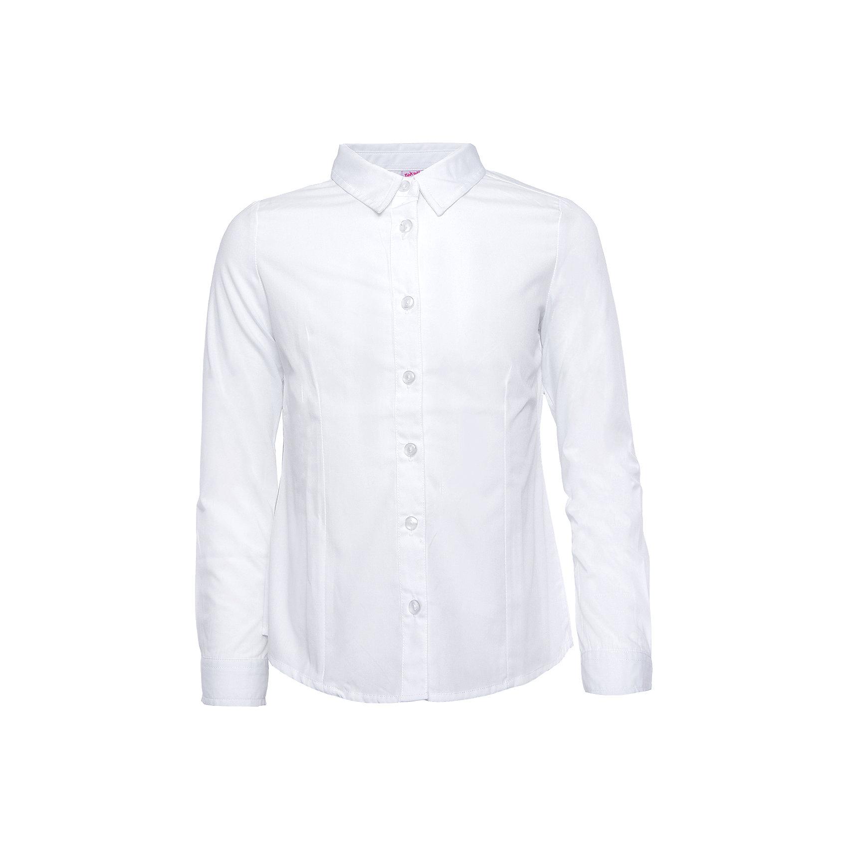 Блузка для девочки SELAКрасивая блузка для девочки необходимый атрибут в гардеробе юной леди.<br><br>У блузки приталенный крой, поэтому она хорошо будет смотреться с юбками и брюками, так же ее можно одеть под аккуратный школьный сарафан.<br><br>Дополнительная информация:<br><br>- Приталенный крой.<br>- Длинный рукав, с манжетой.<br>- Цвет: белый.<br>- Состав: 50% хлопок, 50% ПЭ.<br>- Бренд: SELA<br>- Коллекция: осень-зима 2016-2017<br><br>Купить блузку для девочки от SELA можно в нашем магазине.<br><br>Ширина мм: 186<br>Глубина мм: 87<br>Высота мм: 198<br>Вес г: 197<br>Цвет: белый<br>Возраст от месяцев: 72<br>Возраст до месяцев: 84<br>Пол: Женский<br>Возраст: Детский<br>Размер: 122,128,134,140,146,152,116<br>SKU: 4883428