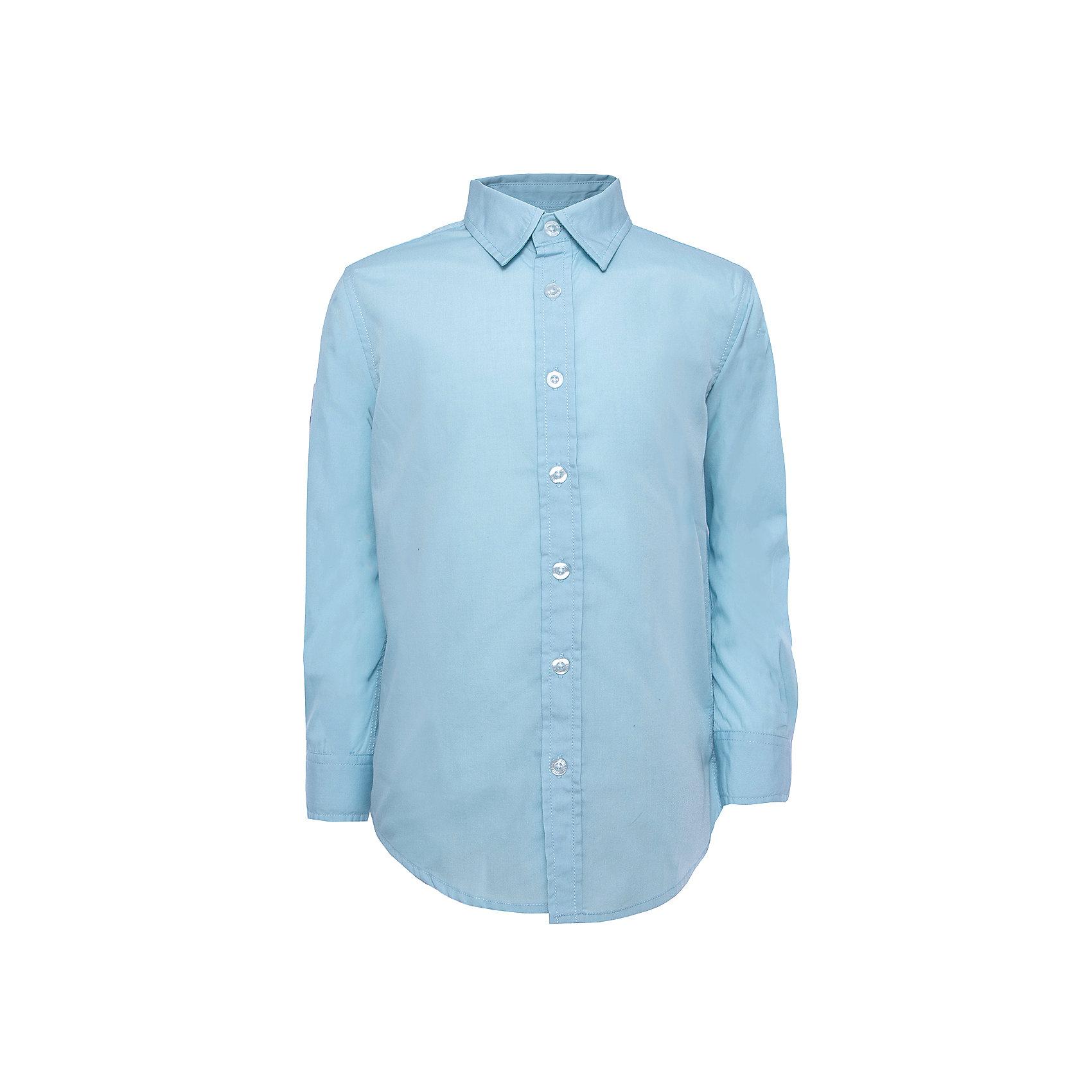 Рубашка для мальчика SELAРубашка - незаменимая вещь в гардеробе школьников. Эта модель отлично сидит на ребенке, она сделана из приятного на ощупь материала, мягкая и дышащая. Натуральный хлопок в составе ткани не вызывает аллергии и обеспечивает ребенку комфорт. Модель станет отличной базовой вещью, которая будет уместна в различных сочетаниях.<br>Одежда от бренда Sela (Села) - это качество по приемлемым ценам. Многие российские родители уже оценили преимущества продукции этой компании и всё чаще приобретают одежду и аксессуары Sela.<br><br>Дополнительная информация:<br><br>материал: 65% полиэстер, 35% хлопок;<br>рукава длинные;<br>застежки - пуговицы.<br><br>Рубашку для мальчика от бренда Sela можно купить в нашем интернет-магазине.<br><br>Ширина мм: 174<br>Глубина мм: 10<br>Высота мм: 169<br>Вес г: 157<br>Цвет: голубой<br>Возраст от месяцев: 132<br>Возраст до месяцев: 144<br>Пол: Мужской<br>Возраст: Детский<br>Размер: 152,116,146,140,134,128,122<br>SKU: 4883533