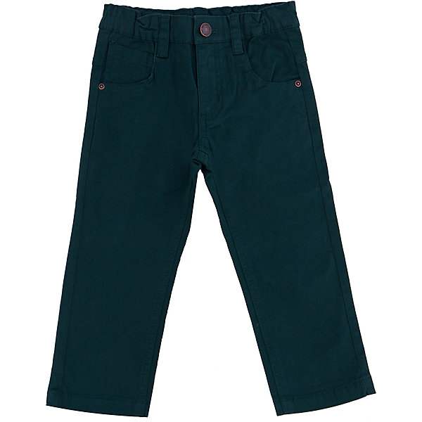 Брюки для мальчика SELAБрюки<br>Универсальные брюки - незаменимая вещь в детском гардеробе. Эта модель отлично сидит на ребенке, она сшита из плотного материала, натуральный хлопок не вызывает аллергии и обеспечивает ребенку комфорт. Модель станет отличной базовой вещью, которая будет уместна в различных сочетаниях.<br>Одежда от бренда Sela (Села) - это качество по приемлемым ценам. Многие российские родители уже оценили преимущества продукции этой компании и всё чаще приобретают одежду и аксессуары Sela.<br><br>Дополнительная информация:<br><br>прямой силуэт;<br>материал: 98% хлопок, 2% эластан;<br>плотный материал.<br><br>Брюки для мальчика от бренда Sela можно купить в нашем интернет-магазине.<br><br>Ширина мм: 215<br>Глубина мм: 88<br>Высота мм: 191<br>Вес г: 336<br>Цвет: зеленый<br>Возраст от месяцев: 18<br>Возраст до месяцев: 24<br>Пол: Мужской<br>Возраст: Детский<br>Размер: 92,116,110,104,98<br>SKU: 4883572
