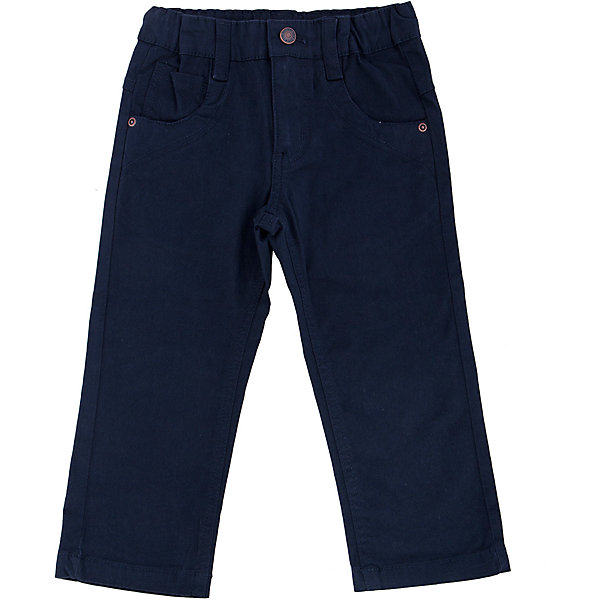 Брюки для мальчика SELAБрюки<br>Универсальные брюки - незаменимая вещь в детском гардеробе. Эта модель отлично сидит на ребенке, она сшита из плотного материала, натуральный хлопок не вызывает аллергии и обеспечивает ребенку комфорт. Модель станет отличной базовой вещью, которая будет уместна в различных сочетаниях.<br>Одежда от бренда Sela (Села) - это качество по приемлемым ценам. Многие российские родители уже оценили преимущества продукции этой компании и всё чаще приобретают одежду и аксессуары Sela.<br><br>Дополнительная информация:<br><br>прямой силуэт;<br>материал: 98% хлопок, 2% эластан;<br>плотный материал.<br><br>Брюки для мальчика от бренда Sela можно купить в нашем интернет-магазине.<br><br>Ширина мм: 215<br>Глубина мм: 88<br>Высота мм: 191<br>Вес г: 336<br>Цвет: синий<br>Возраст от месяцев: 60<br>Возраст до месяцев: 72<br>Пол: Мужской<br>Возраст: Детский<br>Размер: 116,92,98,104,110<br>SKU: 4883578
