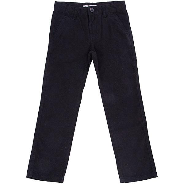 Брюки для мальчика SELAБрюки<br>Классические брюки - незаменимая вещь в детском гардеробе. Эта модель отлично сидит на ребенке, она сшита из плотного материала, натуральный хлопок не вызывает аллергии и обеспечивает ребенку комфорт. Модель станет отличной базовой вещью, которая будет уместна в различных сочетаниях.<br>Одежда от бренда Sela (Села) - это качество по приемлемым ценам. Многие российские родители уже оценили преимущества продукции этой компании и всё чаще приобретают одежду и аксессуары Sela.<br><br>Дополнительная информация:<br><br>прямой силуэт;<br>материал: 100% хлопок;<br>плотный материал.<br><br>Брюки для мальчика от бренда Sela можно купить в нашем интернет-магазине.<br>Ширина мм: 215; Глубина мм: 88; Высота мм: 191; Вес г: 336; Цвет: черный; Возраст от месяцев: 132; Возраст до месяцев: 144; Пол: Мужской; Возраст: Детский; Размер: 152,116,146,140,134,128,122; SKU: 4883592;