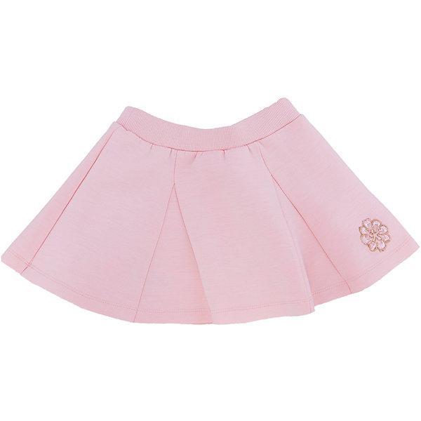 Юбка для девочки SELAЮбки<br>Юбка такого силуэта - очень модная сейчас вещь. Эта модель отлично сидит на ребенке, она смотрится стильно и нарядно. Натуральный хлопок в составе ткани подкладки не вызывает аллергии и обеспечивает ребенку комфорт. Модель станет отличной базовой вещью, которая будет уместна в различных сочетаниях.<br>Одежда от бренда Sela (Села) - это качество по приемлемым ценам. Многие российские родители уже оценили преимущества продукции этой компании и всё чаще приобретают одежду и аксессуары Sela.<br><br>Дополнительная информация:<br><br>украшена вышивкой;<br>материал: 75% ПЭ, 20% вискоза, 5% эластан; подкладка:65% хлопок, 35% ПЭ;<br>выше колен.<br><br>Юбку для девочки от бренда Sela можно купить в нашем интернет-магазине.<br><br>Ширина мм: 207<br>Глубина мм: 10<br>Высота мм: 189<br>Вес г: 183<br>Цвет: розовый<br>Возраст от месяцев: 18<br>Возраст до месяцев: 24<br>Пол: Женский<br>Возраст: Детский<br>Размер: 92,116,104<br>SKU: 4883669