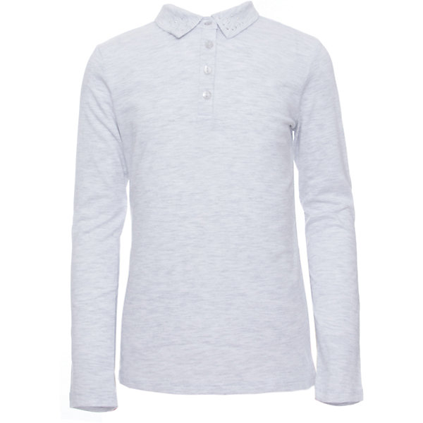 Блузка для девочки SELAБлузки и рубашки<br>Блузка для девочки из коллекции осень-зима 2016-2017 от известного бренда Sela(сэла). Модель имеет длинные рукава и полуприлегающий силуэт. Классическая светлая блузка - отличный вариант для важных мероприятий!<br>Особенности:<br>-длинные рукава<br>-полуприлегающий силуэт<br>Состав: 5% эластан, 95% хлопок<br>Блузку для девочек Sela(сэла) можно купить в нашем интернет-магазине.<br>Ширина мм: 186; Глубина мм: 87; Высота мм: 198; Вес г: 197; Цвет: серый; Возраст от месяцев: 60; Возраст до месяцев: 72; Пол: Женский; Возраст: Детский; Размер: 116,152,140,128; SKU: 4883837;