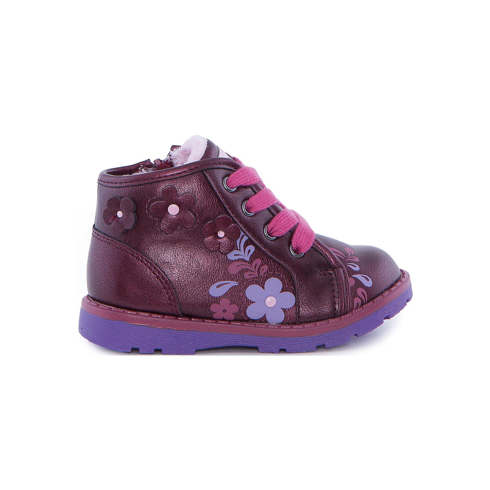 Indigo kids Ботинки для девочки Indigo kids indigo magic
