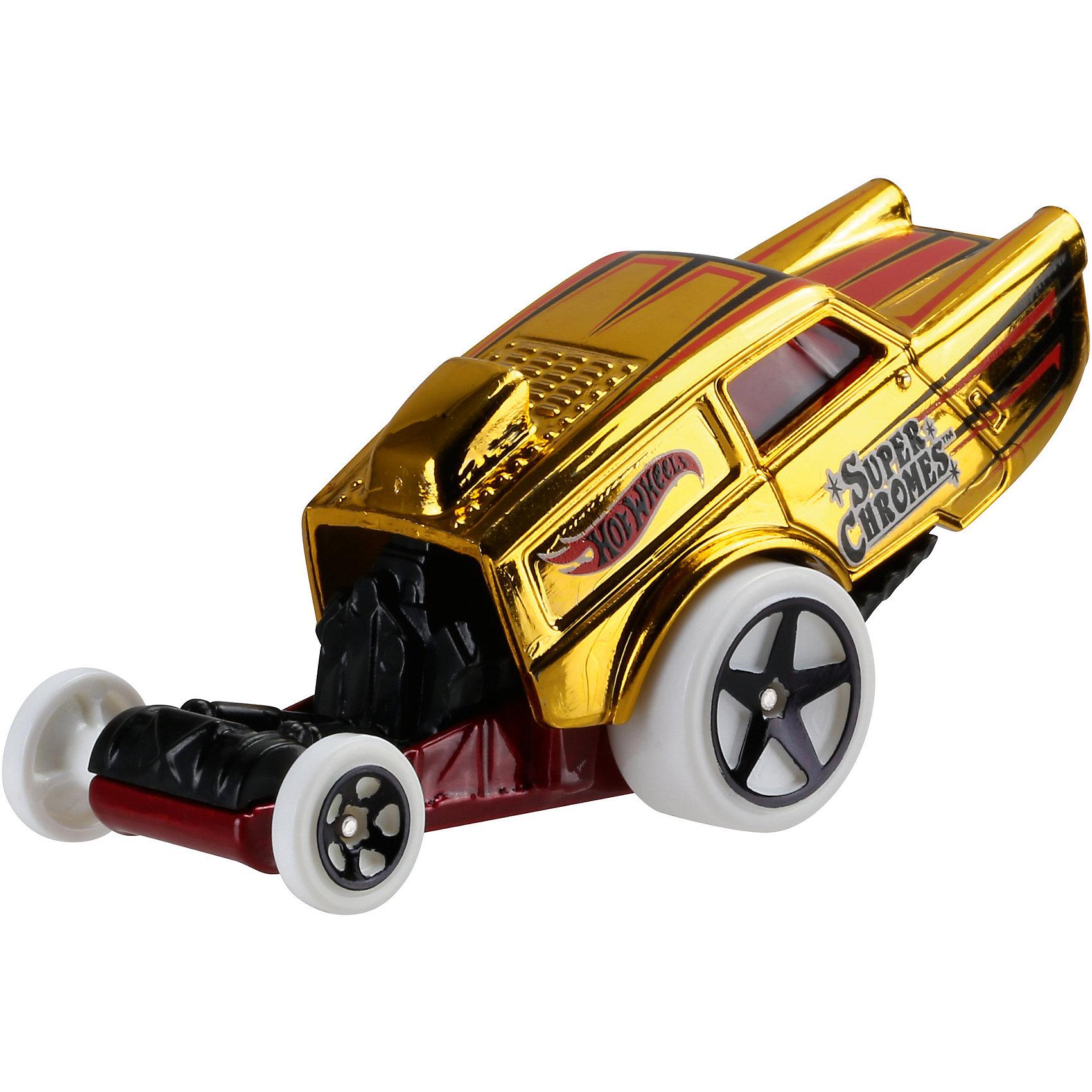 Машинка Hot Wheels из базовой коллекцииМашинка Hot Wheels из базовой коллекции – высококачественная масштабная модель машины, имеющая неординарный, радикальный дизайн. <br><br>В упаковке 1 машинка,  машинки тематически обусловлены от фантазийных, спасательных до экстремальных и просто скоростных машин. <br><br>Соберите свою коллекцию машинок Hot Wheels!<br><br>Дополнительная информация: <br><br>Машинка стандартного размера Hot Wheels<br>Размер упаковки: 11 х 10,5 х 3,5 см<br><br>Ширина мм: 110<br>Глубина мм: 45<br>Высота мм: 110<br>Вес г: 30<br>Возраст от месяцев: 36<br>Возраст до месяцев: 96<br>Пол: Мужской<br>Возраст: Детский<br>SKU: 4888924