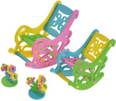 Schreiber Мягкий 3D-пазл Мебель (5 дизайнов в ассортименте)