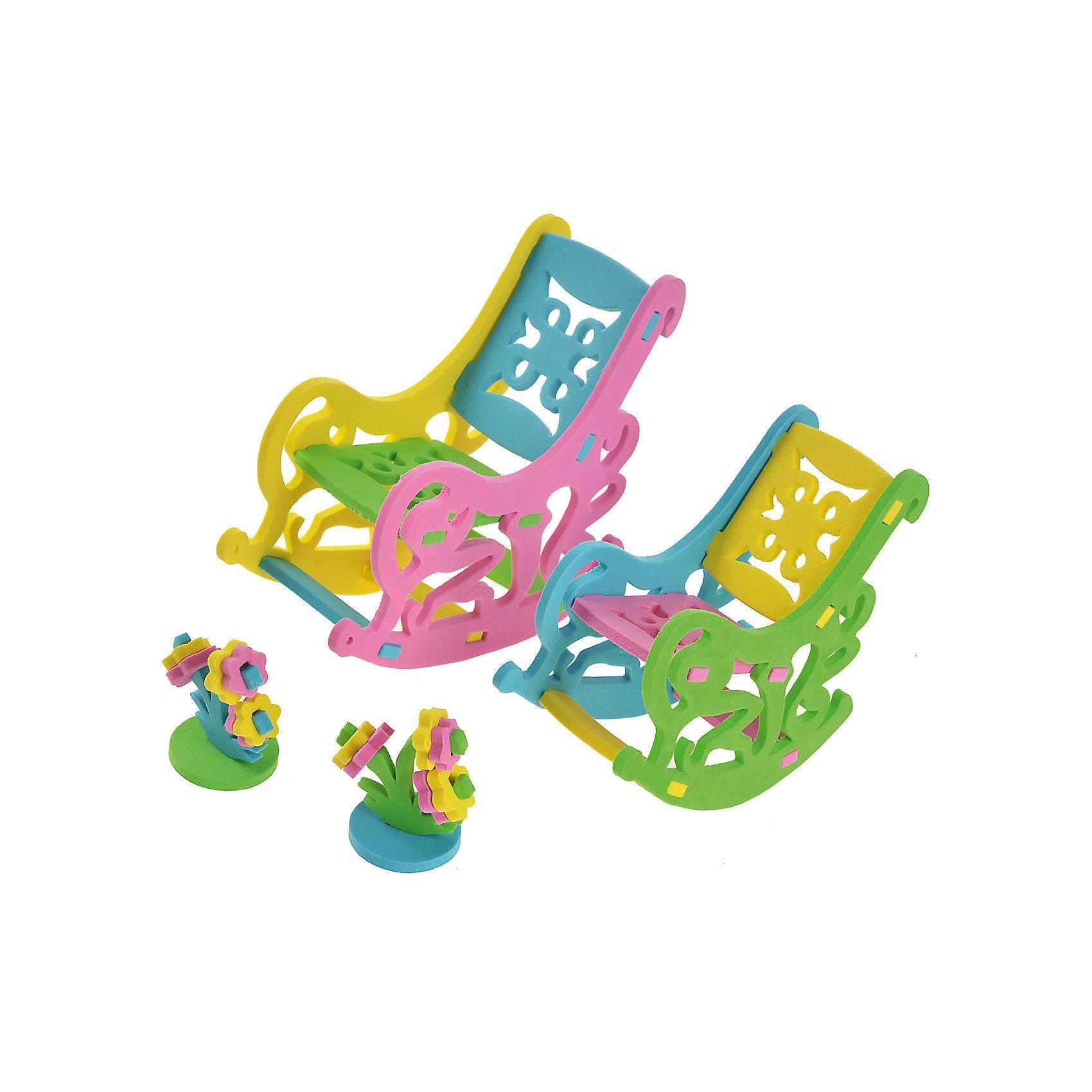 Schreiber Мягкий 3D-пазл Мебель детская мебель