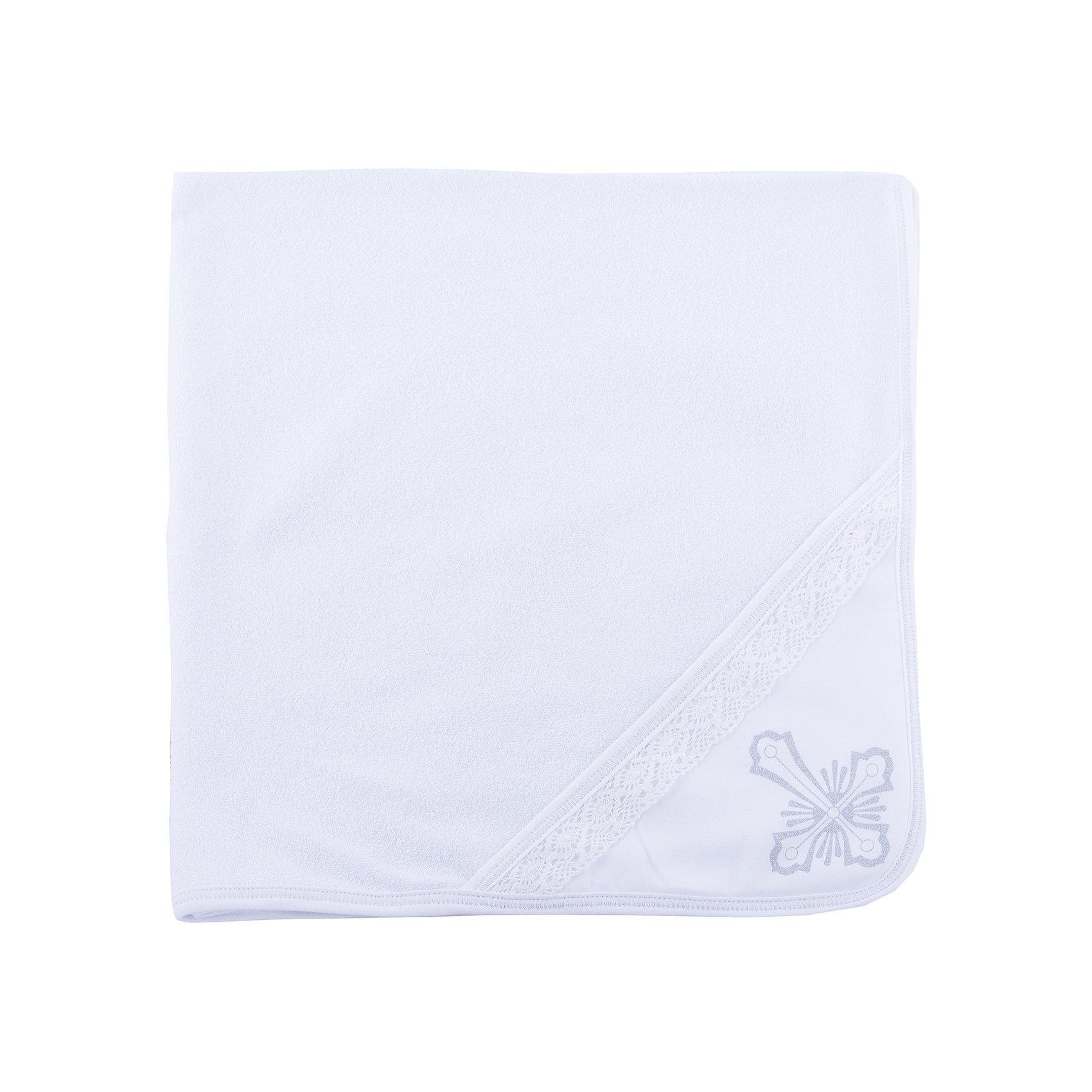 Крестильное полотенце с уголком 90*90, NewBorn, белый/сереброКрестильное полотенце с уголком 90*90, NewBorn (НьюБорн)<br>Мягкое крестильное полотенце, изготовленное из хлопковой ткани, прекрасно подойдет для таинства крещения. Полотенце оторочено тесьмой, уголок декорирован шитьем. Часть уголка, которая придется на лобик малыша, украшает искусно вышитый серебристый крестик. Полотенце хорошо впитывает влагу и приятно для нежной кожи ребенка. Оно прекрасно смотрится как самостоятельно, так и в качестве одного из компонентов крестильного набора.<br><br>Дополнительная информация:<br><br>- Цвет: белый, серебристый<br>- Состав: 100% хлопок<br>- Размер: 90х90 см.<br><br>Крестильное полотенце с уголком 90*90, NewBorn (НьюБорн) можно купить в нашем интернет-магазине.<br><br>Ширина мм: 200<br>Глубина мм: 200<br>Высота мм: 100<br>Вес г: 300<br>Возраст от месяцев: 0<br>Возраст до месяцев: 12<br>Пол: Унисекс<br>Возраст: Детский<br>SKU: 4889959