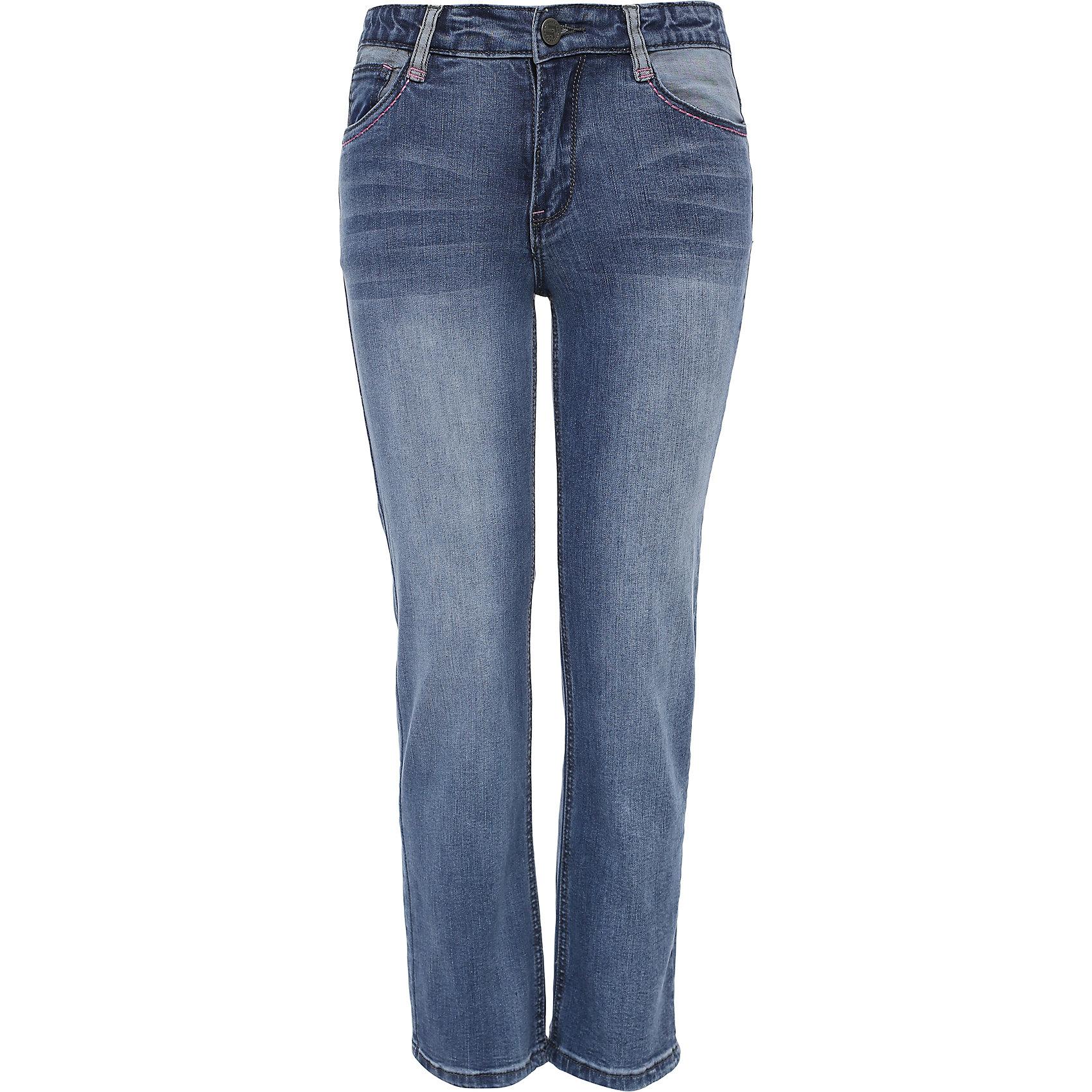 Брюки для девочки Finn FlareБрюки известной марки Finn Flare.<br><br>Узкие брюки для девочки стилизованы под джинсы, имеют карманы, застегиваются на молнию и пуговицу. Брюки можно подкатить – с окантовкой девочка будет модно выглядеть. Брюки имеют небольшую потертость, подчеркивающую стиль девочки. <br><br>Фактура материала: Деним<br>Вид застежки: Молния <br>Тип карманов: Втачные<br><br>Состав: 98% хлопок, 2% эластан<br><br>Брюки для девочки Finn Flare можно купить в нашем интернет-магазине.<br><br>Ширина мм: 215<br>Глубина мм: 88<br>Высота мм: 191<br>Вес г: 336<br>Цвет: голубой<br>Возраст от месяцев: 144<br>Возраст до месяцев: 156<br>Пол: Женский<br>Возраст: Детский<br>Размер: 158,122,134,146<br>SKU: 4890093