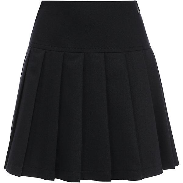 Юбка для девочки Finn FlareЮбки<br>Юбка известной марки Finn Flare.<br><br>Школьная юбка со складками по всей окружности предназначена для повседневной носки, сочетается как с блузами и пиджаками, так и с джемперами. Юбка имеет широкий пояс, боковую молнию, украшена маленькой декоративной пуговицей. <br><br>Фактура материала: Текстильный<br>Вид застежки: Молния<br>Тип карманов: Без карманов<br><br>Состав: 65% полиэстер, 33% вискоза, 2% эластан<br>Подкладка: 100% полиэстер<br><br>Юбку для девочки Finn Flare можно купить в нашем интернет-магазине.<br><br>Ширина мм: 207<br>Глубина мм: 10<br>Высота мм: 189<br>Вес г: 183<br>Цвет: синий<br>Возраст от месяцев: 60<br>Возраст до месяцев: 72<br>Пол: Женский<br>Возраст: Детский<br>Размер: 116,158,122,128,134,140,146,152<br>SKU: 4890140