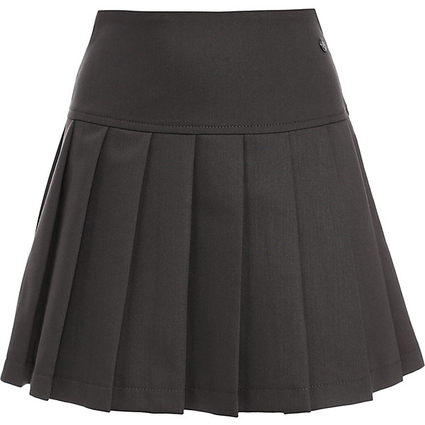 Юбка для девочки Finn FlareЮбки<br>Юбка известной марки Finn Flare.<br><br>Школьная юбка со складками по всей окружности предназначена для повседневной носки, сочетается как с блузами и пиджаками, так и с джемперами. Юбка имеет широкий пояс, боковую молнию, украшена маленькой декоративной пуговицей. <br><br>Фактура материала: Текстильный<br>Вид застежки: Молния<br>Тип карманов: Без карманов<br><br>Состав: 65% полиэстер, 33% вискоза, 2% эластан<br>Подкладка: 100% полиэстер<br><br>Юбку для девочки Finn Flare можно купить в нашем интернет-магазине.<br><br>Ширина мм: 207<br>Глубина мм: 10<br>Высота мм: 189<br>Вес г: 183<br>Цвет: серый<br>Возраст от месяцев: 120<br>Возраст до месяцев: 132<br>Пол: Женский<br>Возраст: Детский<br>Размер: 146,116,158,152,140,134,128,122<br>SKU: 4890149
