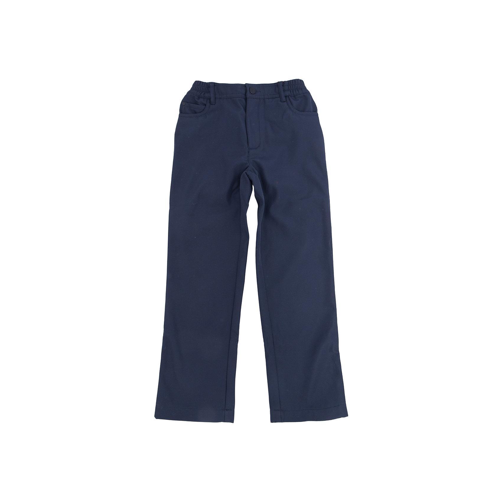 Брюки для мальчика Finn FlareБрюки<br>Брюки известной марки Finn Flare.<br><br>Школьные брюки для мальчика – классический вариант прямых брюк. Брюки застегиваются на молнию, плюс кнопка. Оснащены карманами и шлевками – петельками для ремня. <br><br>Фактура материала: Трикотажный<br>Вид застежки: Молния<br>Тип карманов: Втачные <br><br>Состав: 100% полиэстер<br><br>Брюки для мальчика Finn Flare можно купить в нашем интернет-магазине.<br><br>Ширина мм: 215<br>Глубина мм: 88<br>Высота мм: 191<br>Вес г: 336<br>Цвет: синий<br>Возраст от месяцев: 144<br>Возраст до месяцев: 156<br>Пол: Мужской<br>Возраст: Детский<br>Размер: 158,122,134,146<br>SKU: 4890345