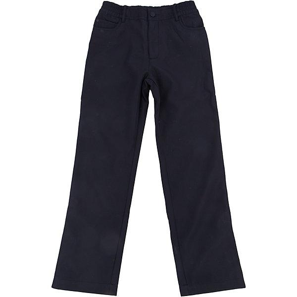 Брюки для мальчика Finn FlareБрюки<br>Брюки известной марки Finn Flare.<br><br>Школьные брюки для мальчика – классический вариант прямых брюк. Брюки застегиваются на молнию, плюс кнопка. Оснащены карманами и шлевками – петельками для ремня. <br><br>Фактура материала: Трикотажный<br>Вид застежки: Молния<br>Тип карманов: Втачные <br><br>Состав: 100% полиэстер<br><br>Брюки для мальчика Finn Flare можно купить в нашем интернет-магазине.<br><br>Ширина мм: 215<br>Глубина мм: 88<br>Высота мм: 191<br>Вес г: 336<br>Цвет: черный<br>Возраст от месяцев: 72<br>Возраст до месяцев: 84<br>Пол: Мужской<br>Возраст: Детский<br>Размер: 122,158,146,134<br>SKU: 4890350