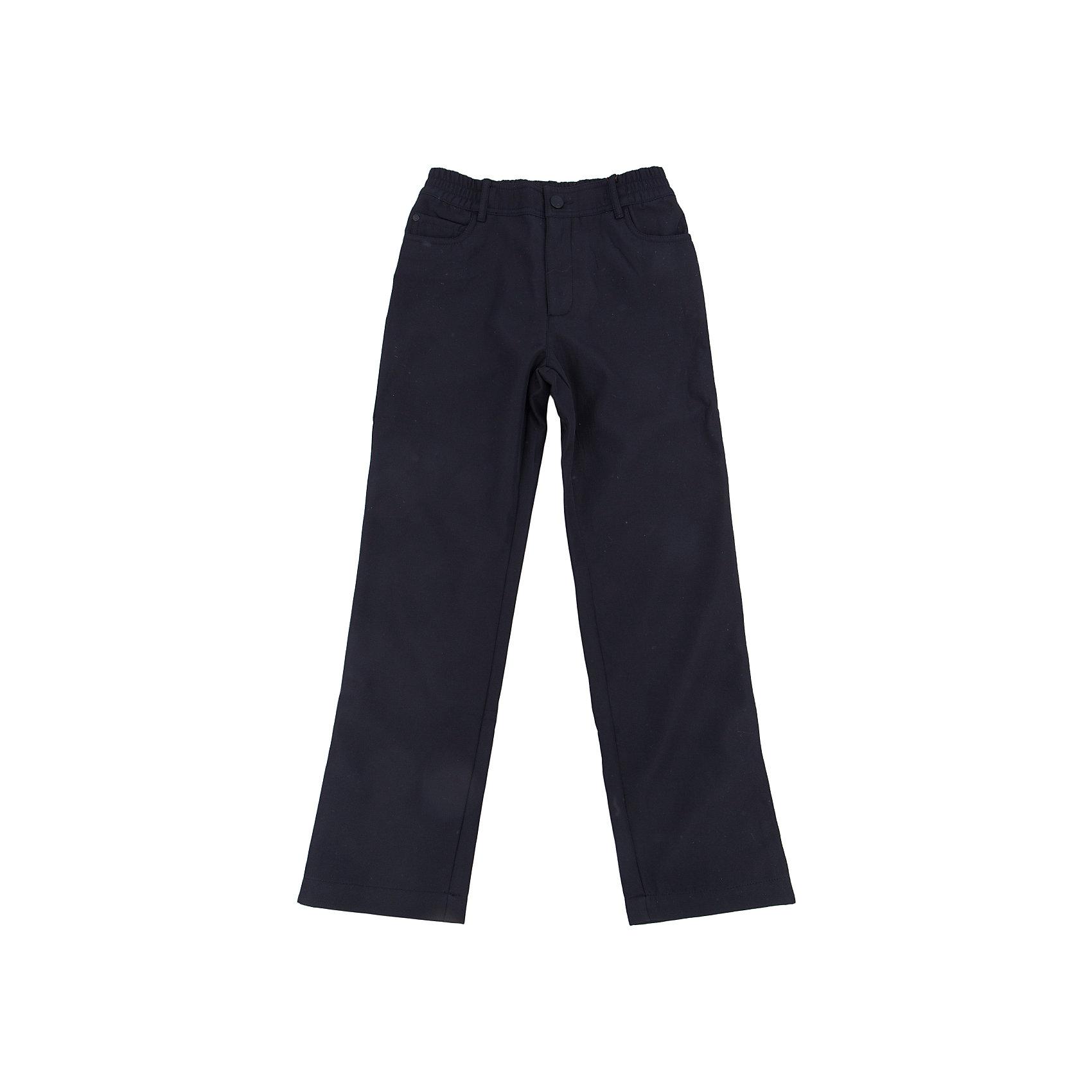 Брюки для мальчика Finn FlareБрюки<br>Брюки известной марки Finn Flare.<br><br>Школьные брюки для мальчика – классический вариант прямых брюк. Брюки застегиваются на молнию, плюс кнопка. Оснащены карманами и шлевками – петельками для ремня. <br><br>Фактура материала: Трикотажный<br>Вид застежки: Молния<br>Тип карманов: Втачные <br><br>Состав: 100% полиэстер<br><br>Брюки для мальчика Finn Flare можно купить в нашем интернет-магазине.<br><br>Ширина мм: 215<br>Глубина мм: 88<br>Высота мм: 191<br>Вес г: 336<br>Цвет: черный<br>Возраст от месяцев: 144<br>Возраст до месяцев: 156<br>Пол: Мужской<br>Возраст: Детский<br>Размер: 158,122,134,146<br>SKU: 4890350