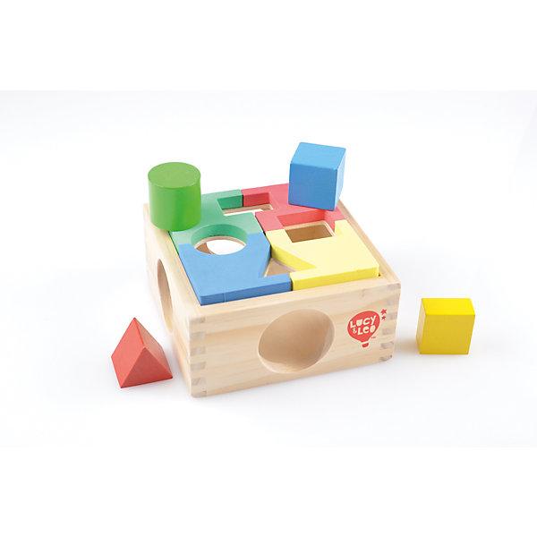 Занимательная коробка, Мир деревянных игрушекДеревянные игрушки<br>Занимательная коробка – целый комплекс для развития ребенка!<br>Коробка-сортер включает в себя 4 пирамидки, которые обучают ребенка простому счету, цветам и формам. У каждой фигурки своя форма, цвет и отверстие в коробке. Специальная накладка может «раскрасить» отверстия, чтобы усложнить задачу. Игрушка изготовлена из натурального дерева. Подходит для детей от 3 лет и старше. <br><br>Дополнительная информация:<br><br>- материал: натуральное дерево, ЭВА<br>- размер: 145х90х150<br>- вес: 357г<br>- возраст: от 3 лет<br><br>Занимательную коробку можно купить в нашем интернет-магазине.<br><br>Ширина мм: 145<br>Глубина мм: 90<br>Высота мм: 150<br>Вес г: 357<br>Возраст от месяцев: 36<br>Возраст до месяцев: 2147483647<br>Пол: Унисекс<br>Возраст: Детский<br>SKU: 4895860