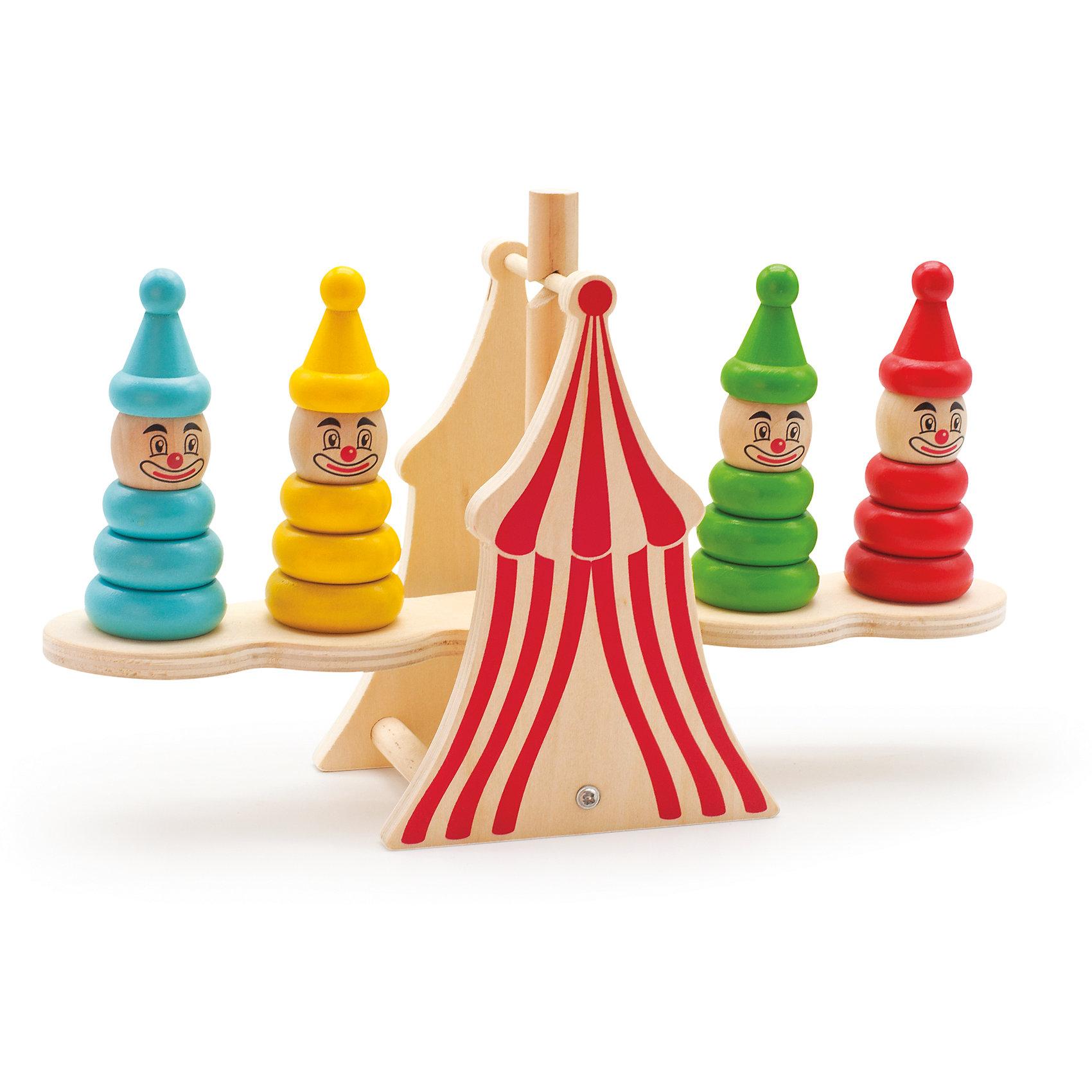 Весы-пирамидки, Мир деревянных игрушек